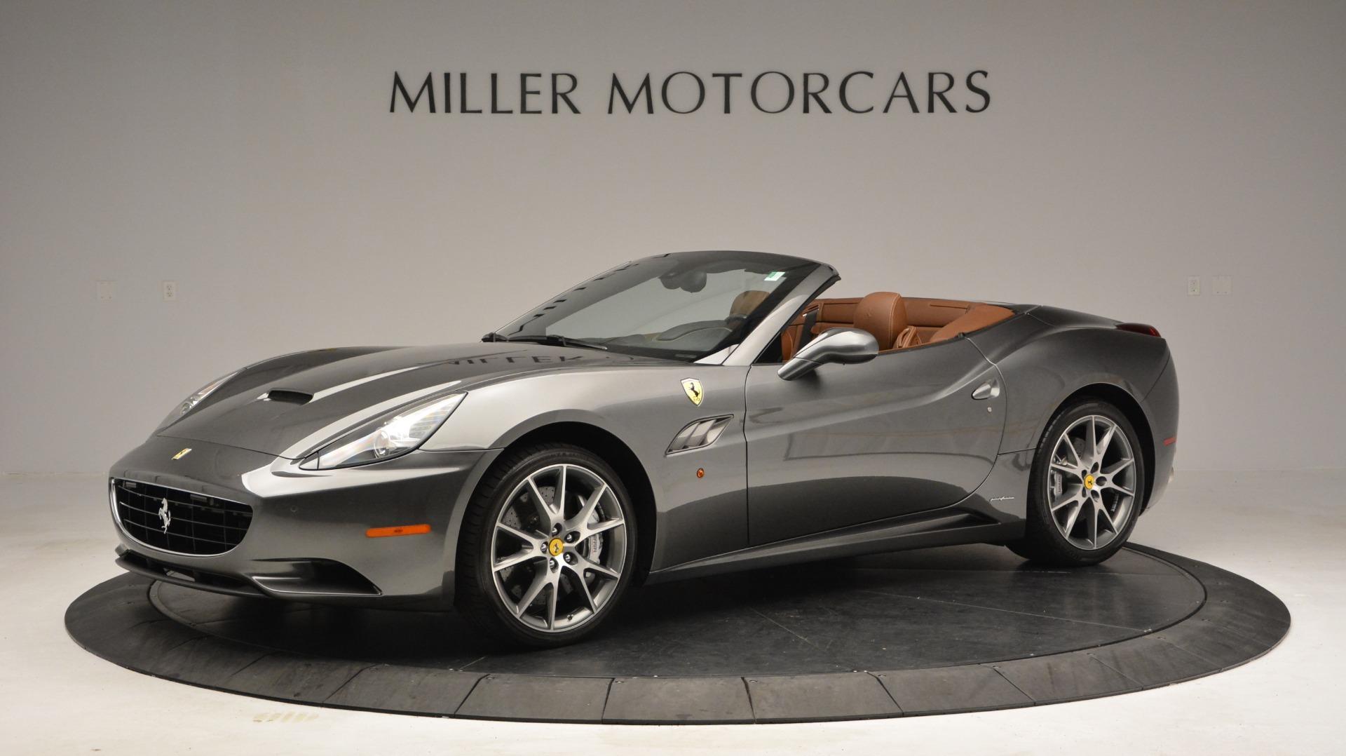 Used 2011 Ferrari California  For Sale In Westport, CT 3101_p2