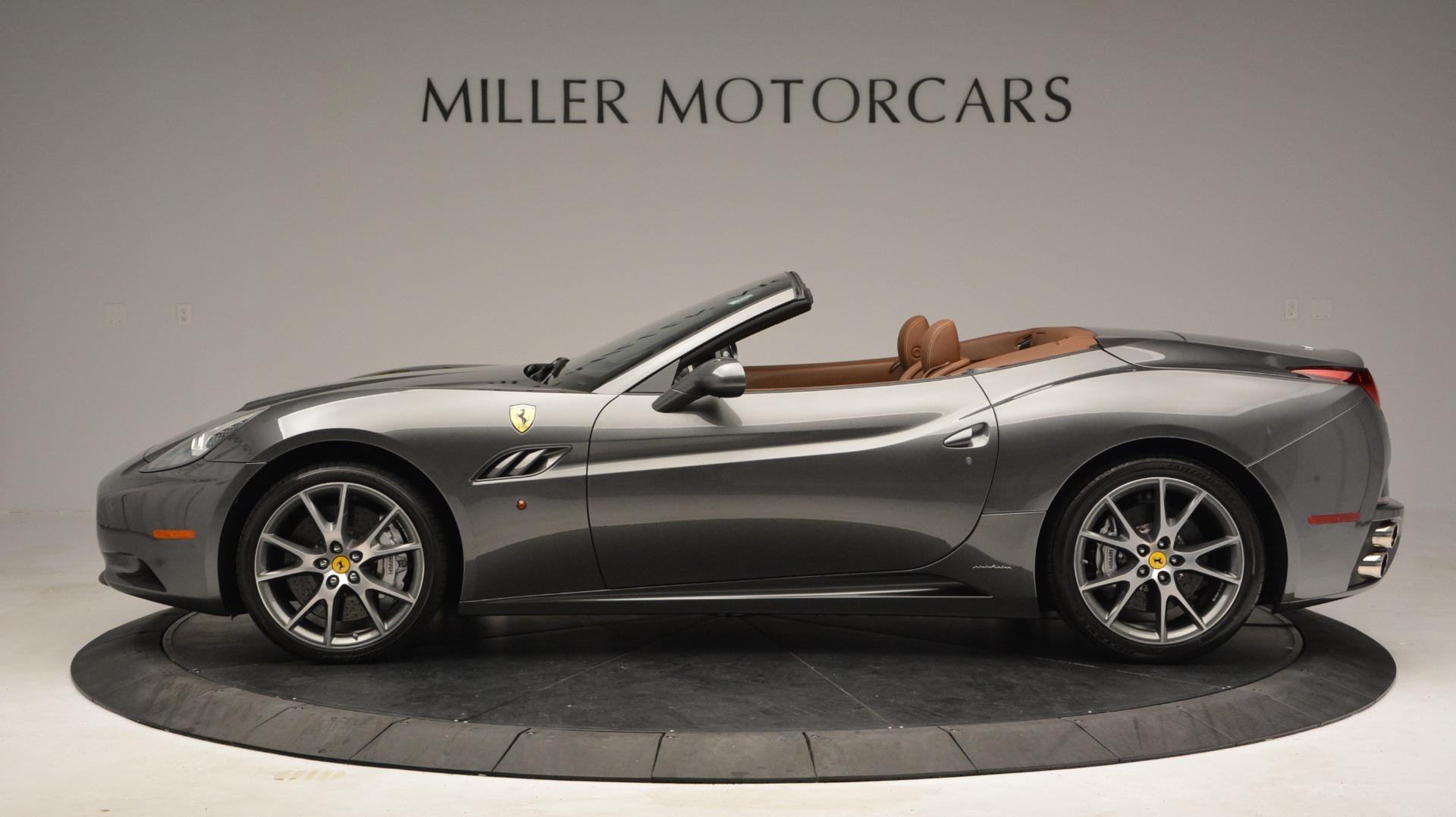 Used 2011 Ferrari California  For Sale In Westport, CT 3101_p3