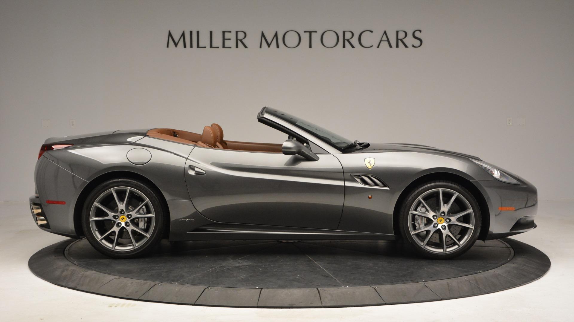 Used 2011 Ferrari California  For Sale In Westport, CT 3101_p8