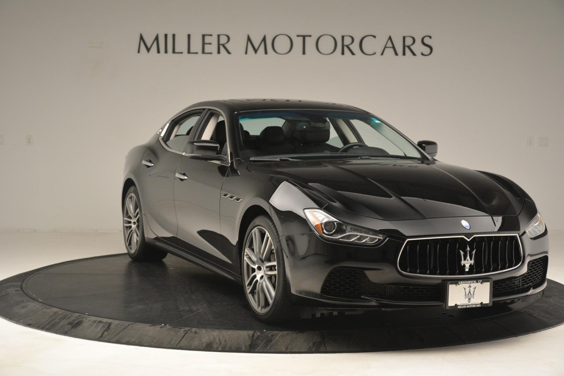 Used 2015 Maserati Ghibli S Q4 For Sale In Westport, CT 3102_p11