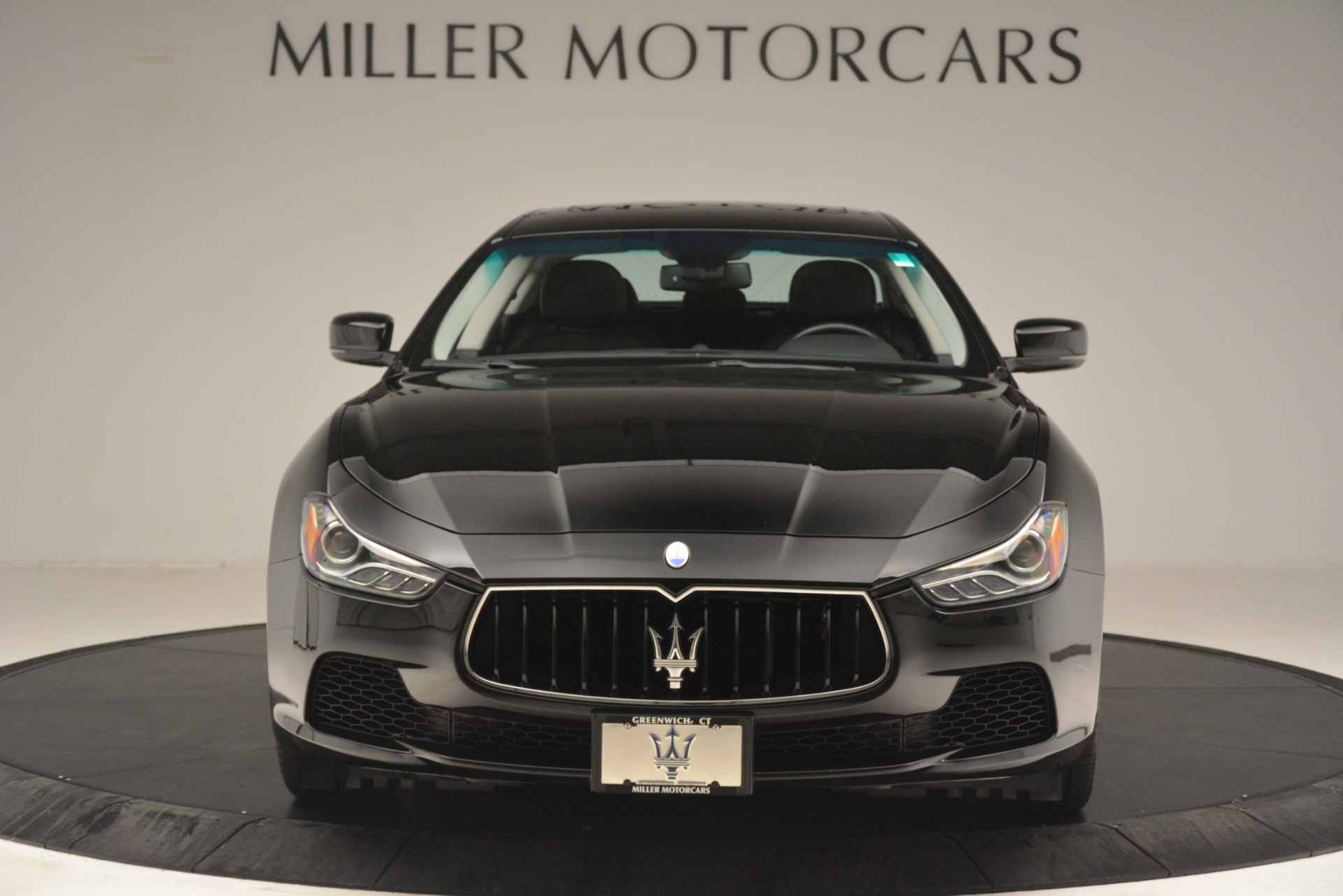 Used 2015 Maserati Ghibli S Q4 For Sale In Westport, CT 3102_p12