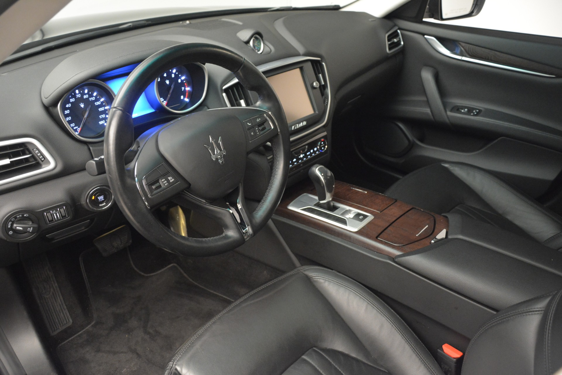 Used 2015 Maserati Ghibli S Q4 For Sale In Westport, CT 3102_p14