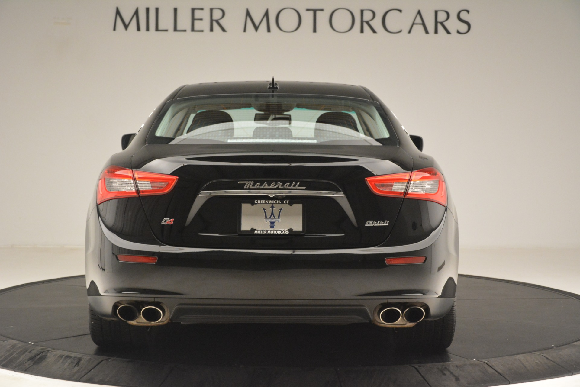 Used 2015 Maserati Ghibli S Q4 For Sale In Westport, CT 3102_p6