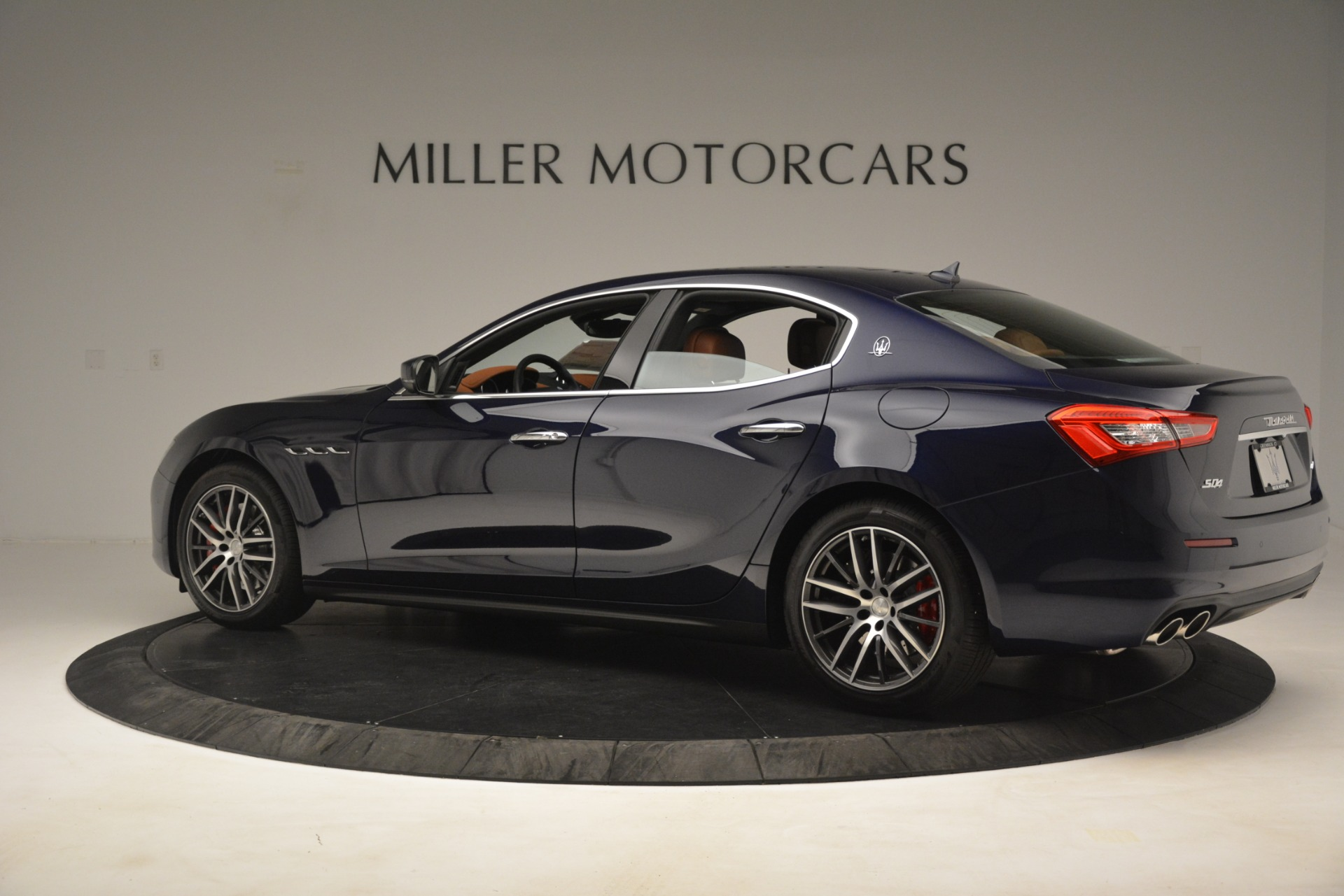 New 2019 Maserati Ghibli S Q4 For Sale In Westport, CT 3106_p4