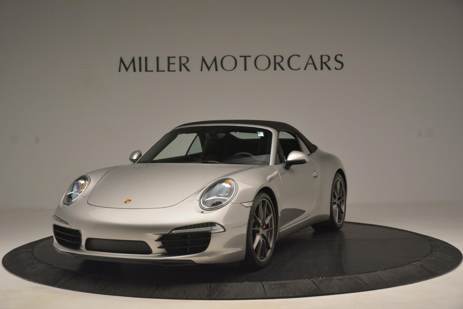 Used 2013 Porsche 911 Carrera S For Sale In Westport, CT 3107_p14