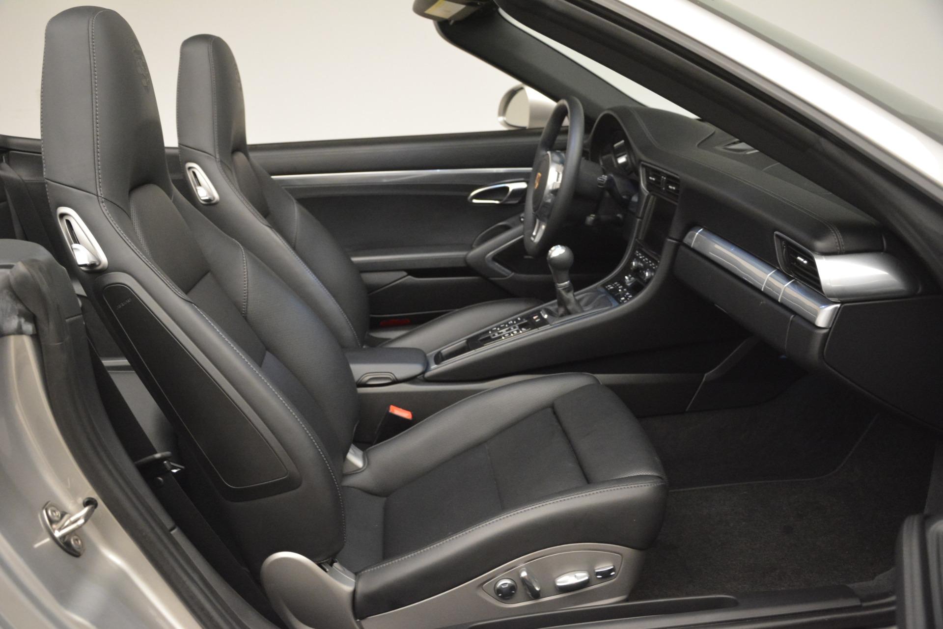 Used 2013 Porsche 911 Carrera S For Sale In Westport, CT 3107_p25