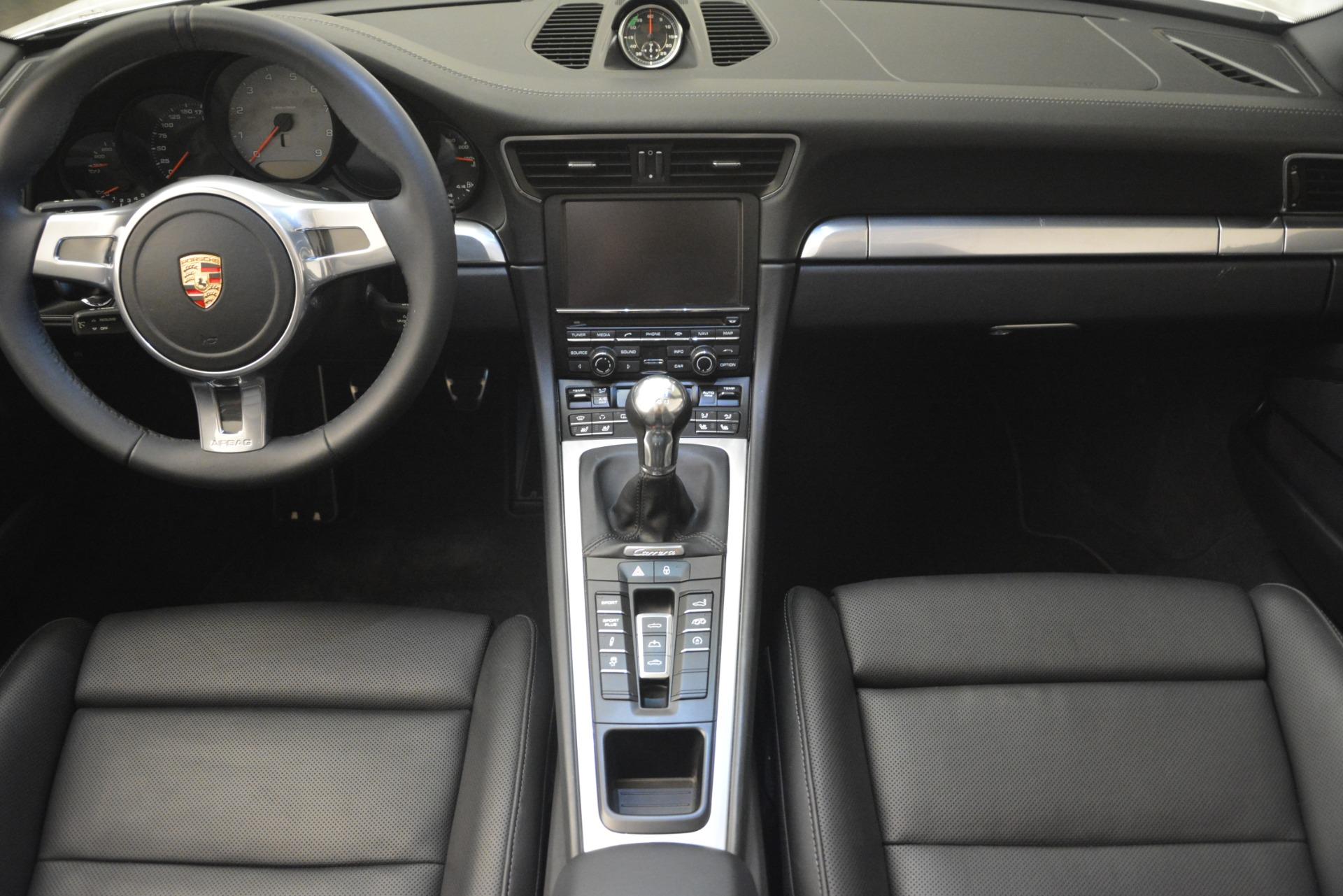 Used 2013 Porsche 911 Carrera S For Sale In Westport, CT 3107_p28