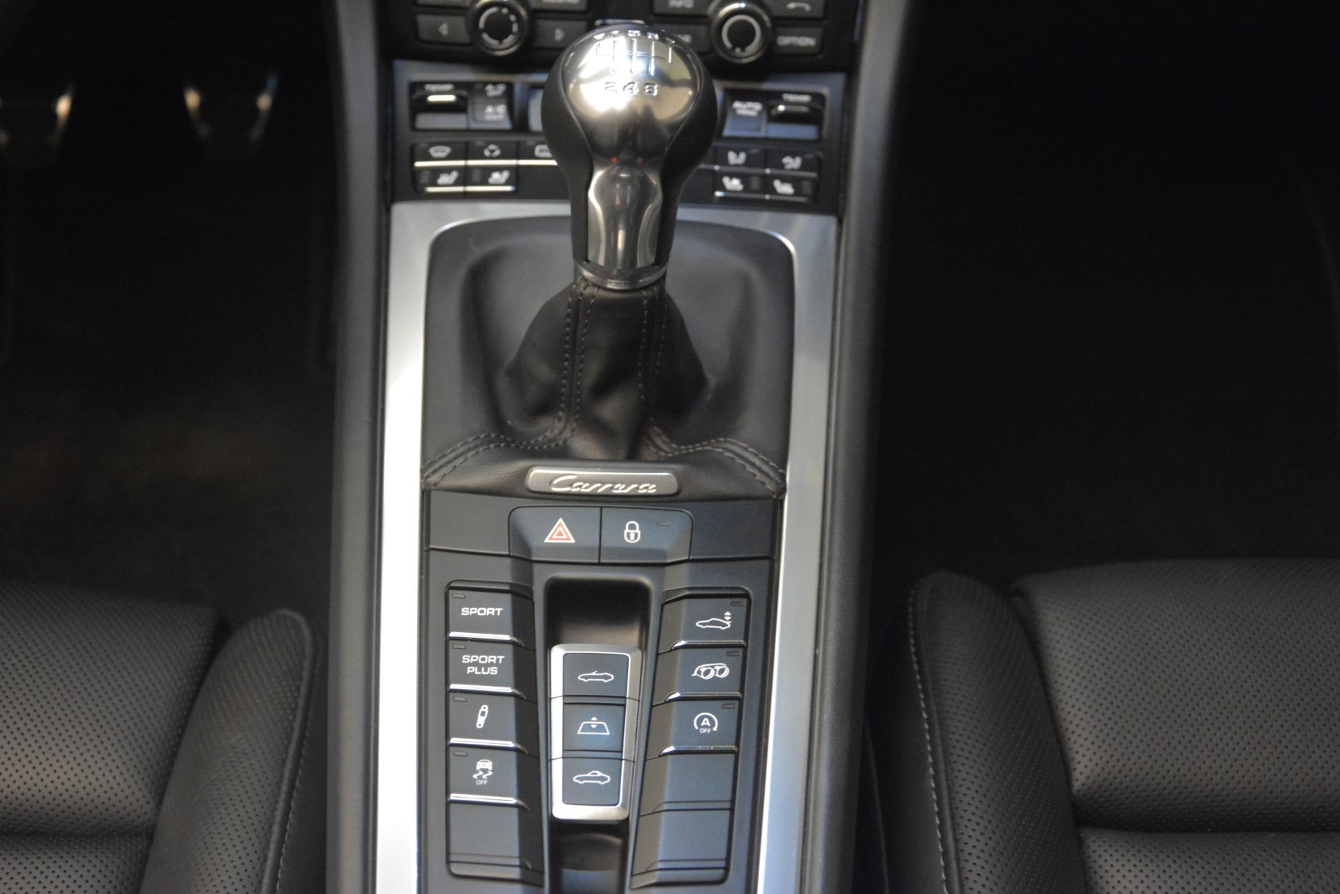 Used 2013 Porsche 911 Carrera S For Sale In Westport, CT 3107_p29
