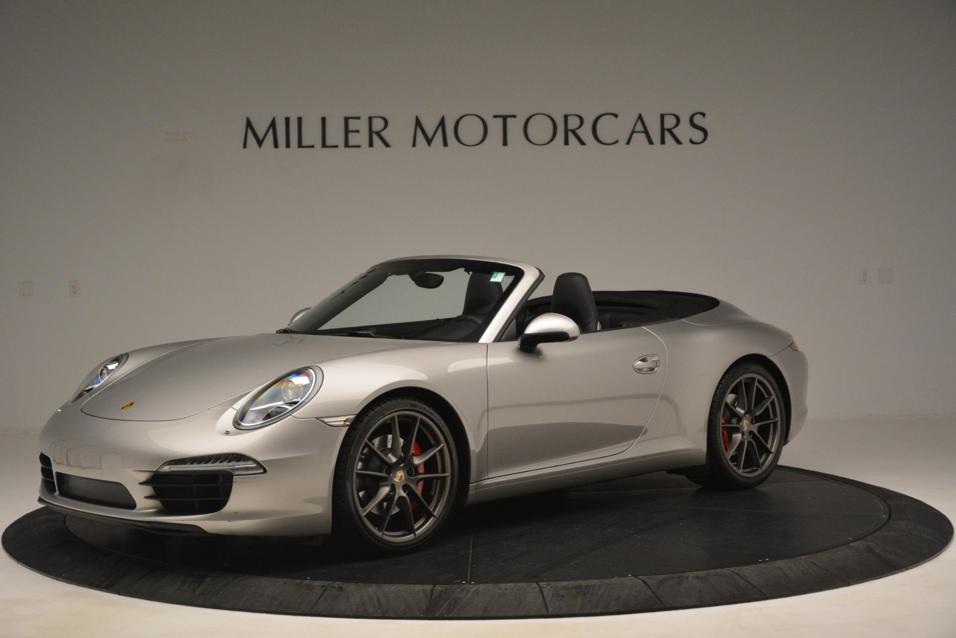Used 2013 Porsche 911 Carrera S For Sale In Westport, CT 3107_p2