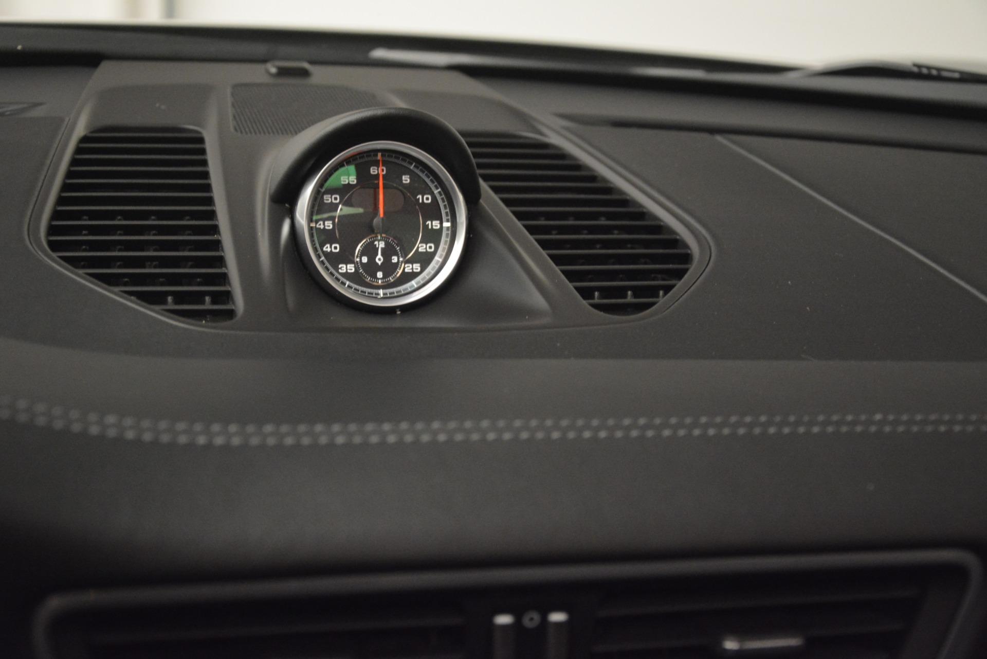 Used 2013 Porsche 911 Carrera S For Sale In Westport, CT 3107_p30