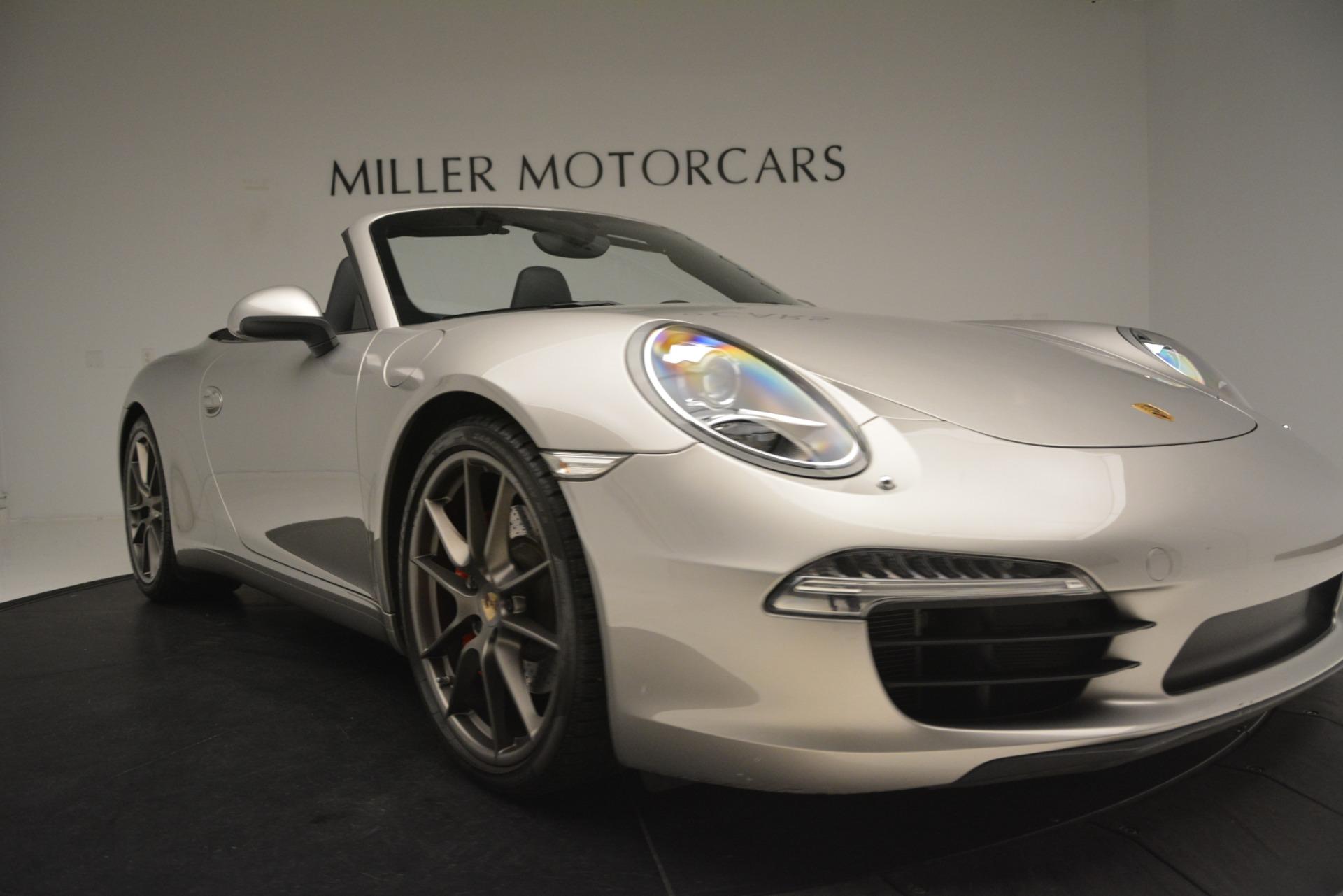 Used 2013 Porsche 911 Carrera S For Sale In Westport, CT 3107_p33