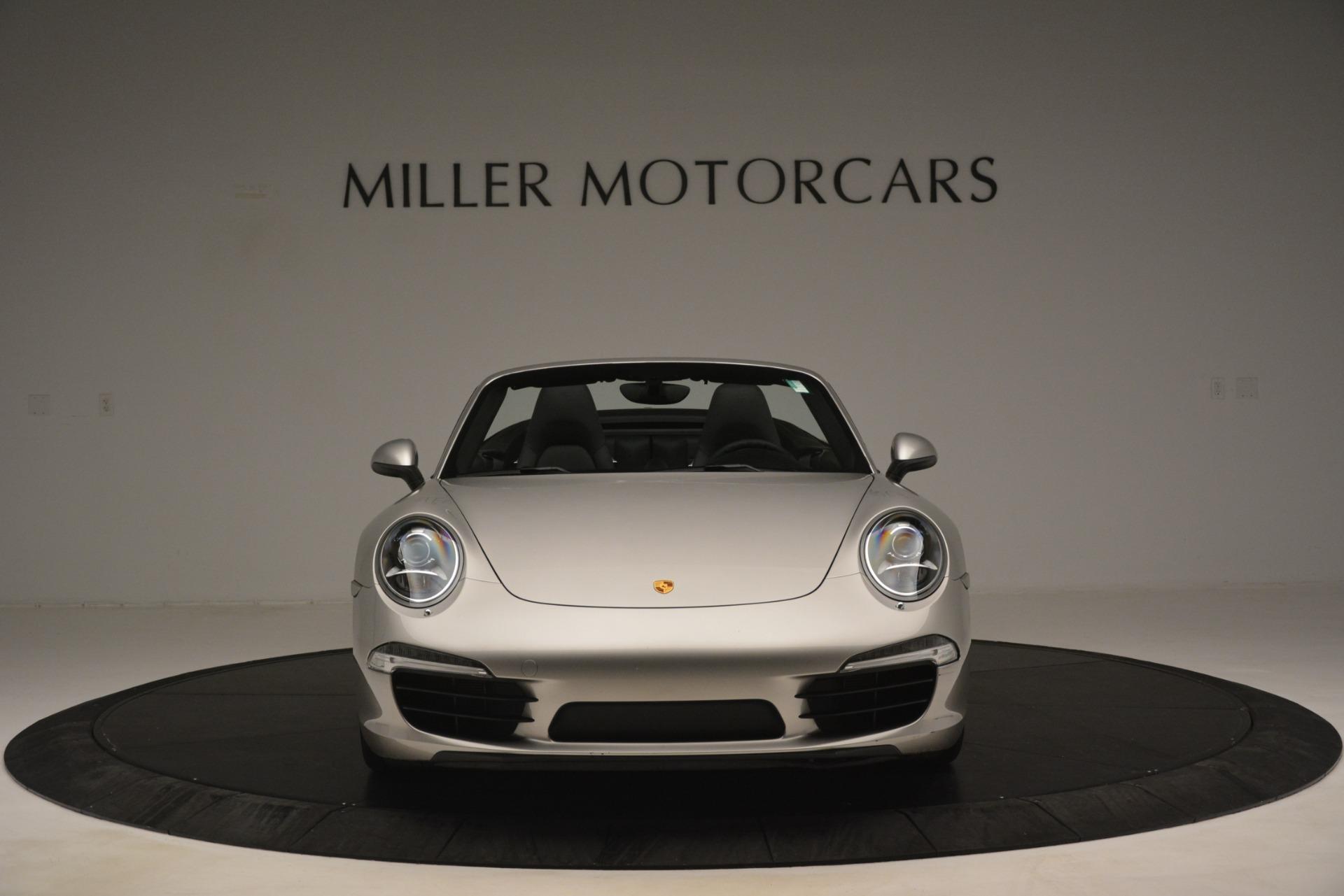 Used 2013 Porsche 911 Carrera S For Sale In Westport, CT 3107_p7