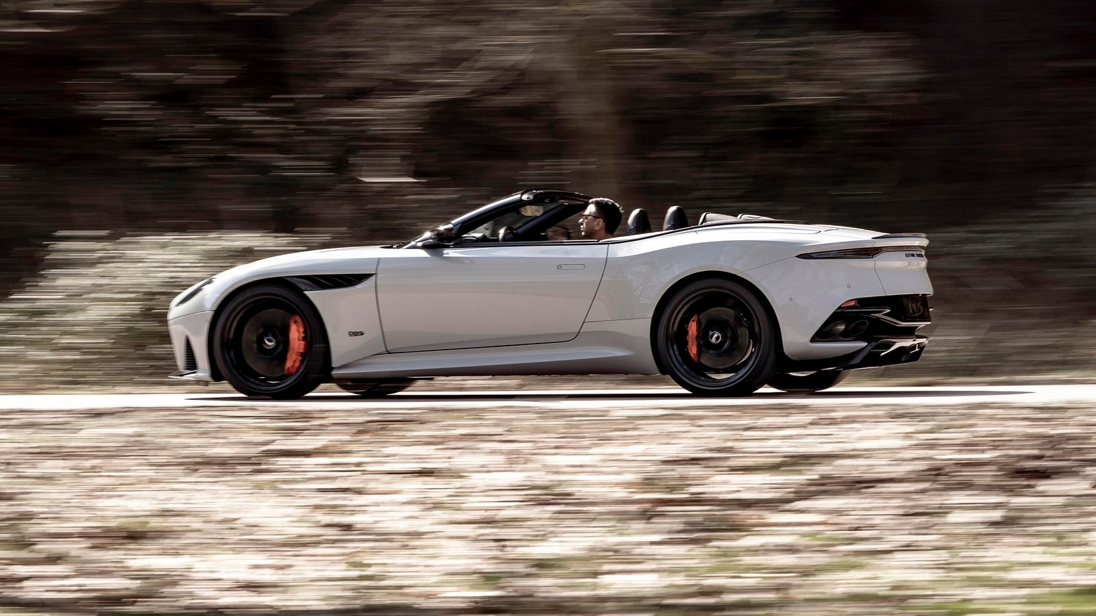 New 2020 Aston Martin DBS Convertible For Sale In Westport, CT 3108_p2