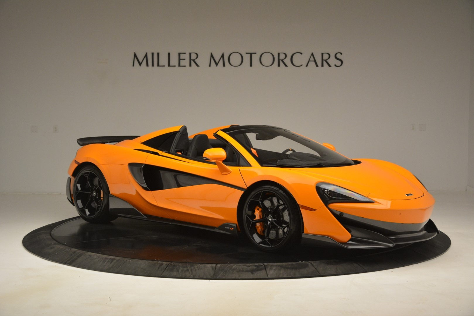 New 2020 McLaren 600LT Spider Convertible For Sale In Westport, CT 3109_p10
