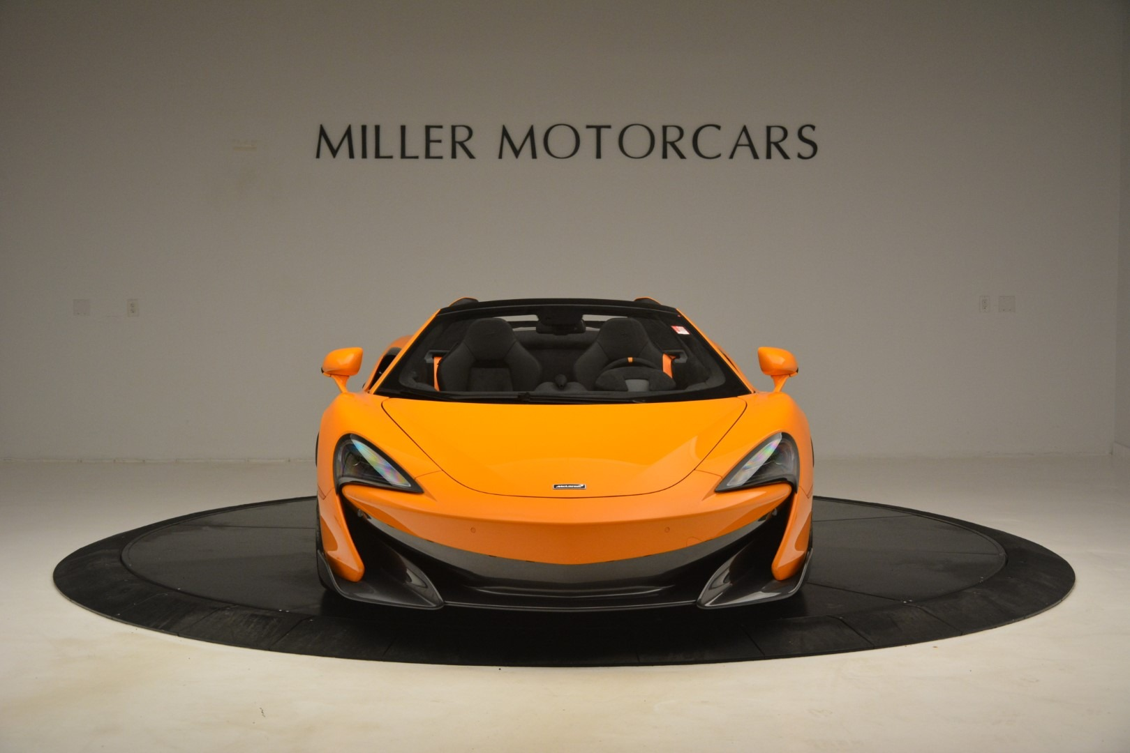 New 2020 McLaren 600LT Spider Convertible For Sale In Westport, CT 3109_p12