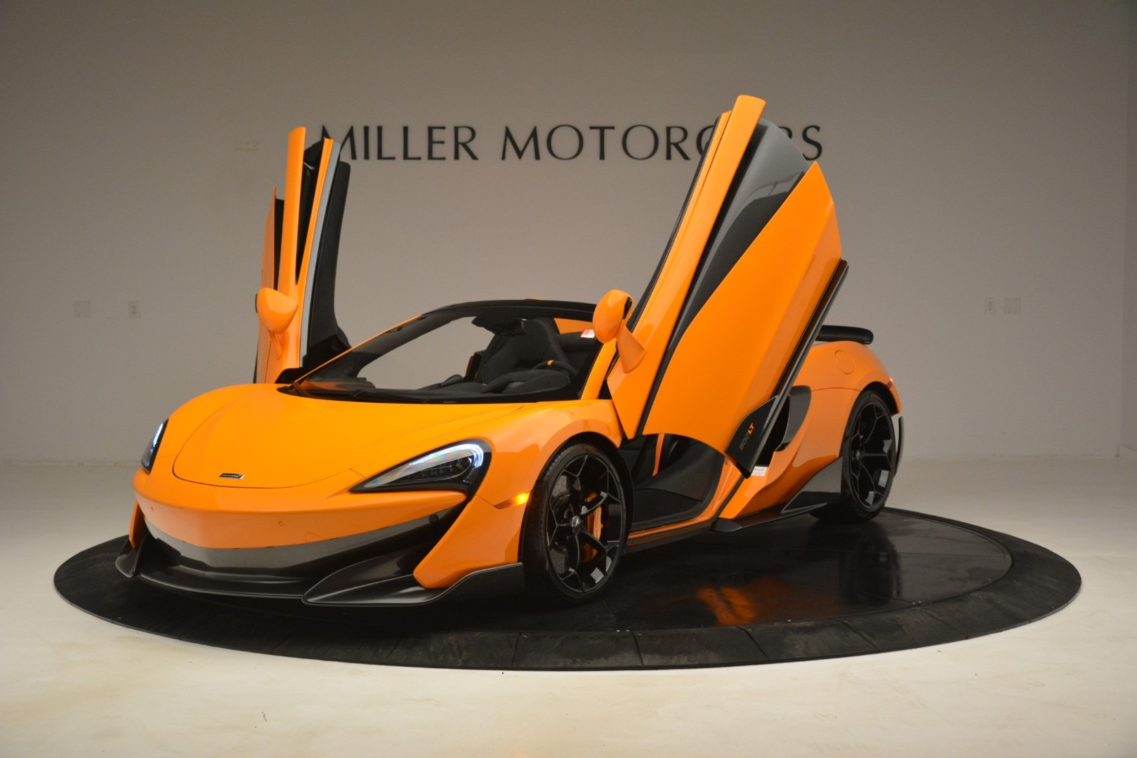 New 2020 McLaren 600LT Spider Convertible For Sale In Westport, CT 3109_p14