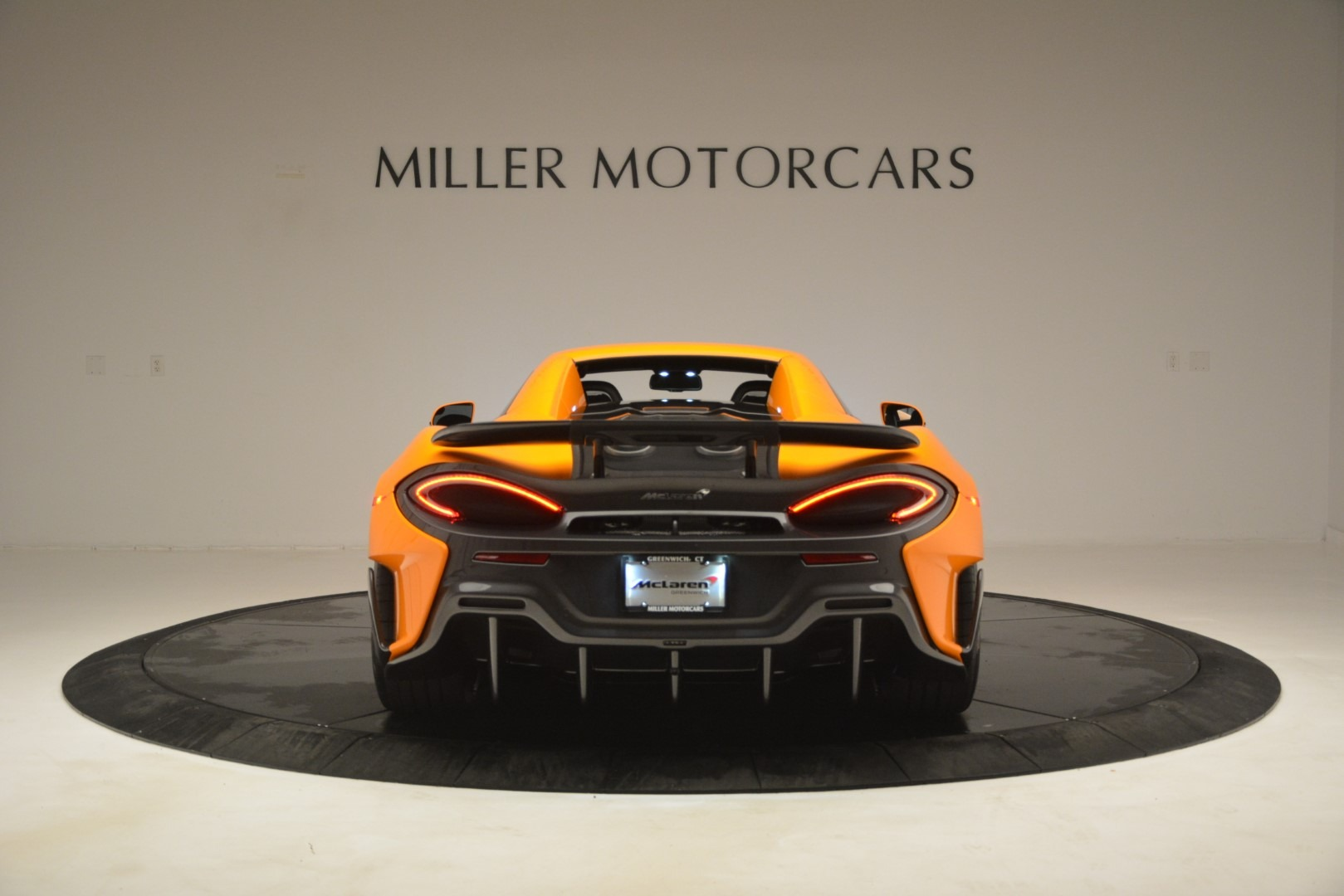 New 2020 McLaren 600LT Spider Convertible For Sale In Westport, CT 3109_p18