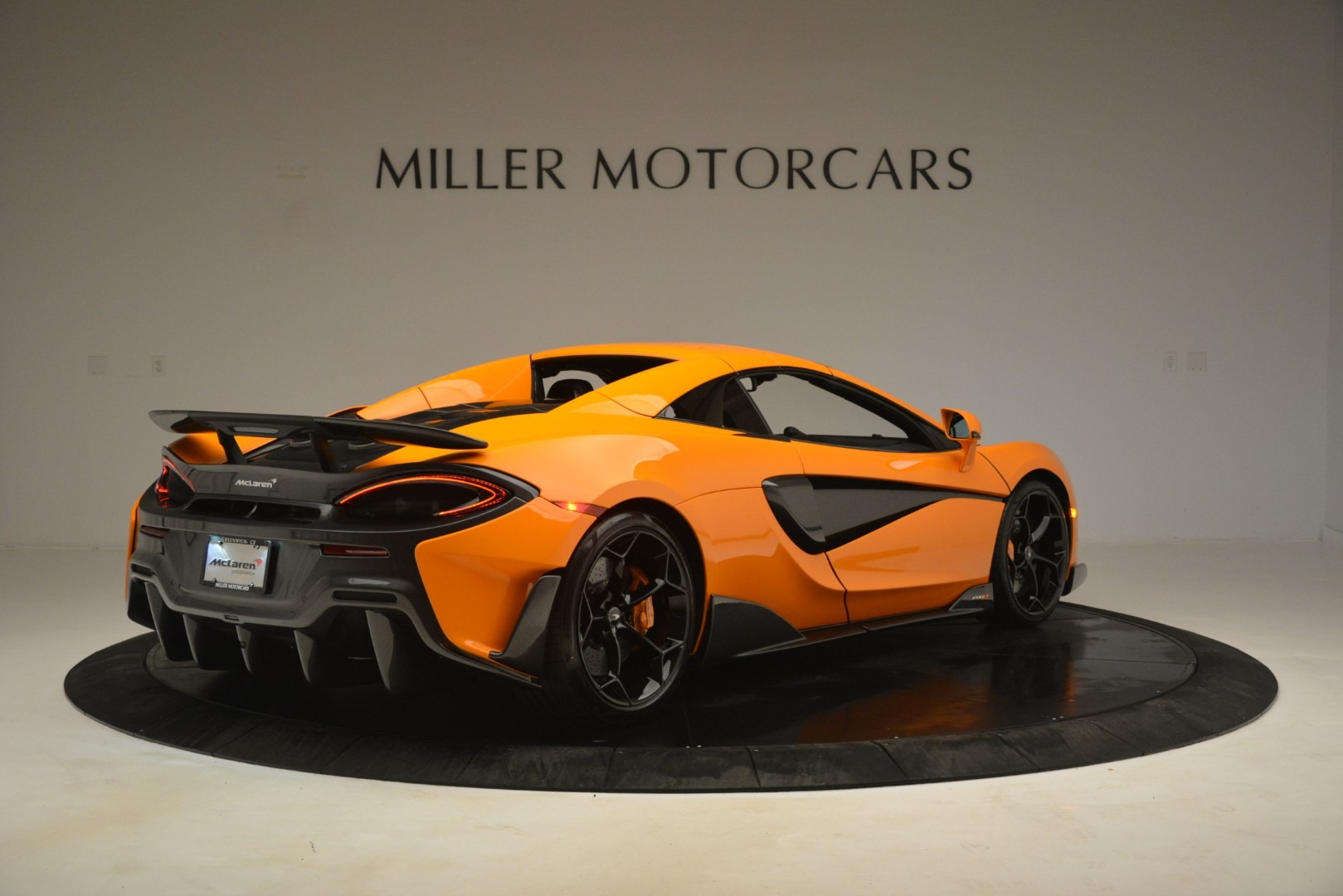 New 2020 McLaren 600LT Spider Convertible For Sale In Westport, CT 3109_p19