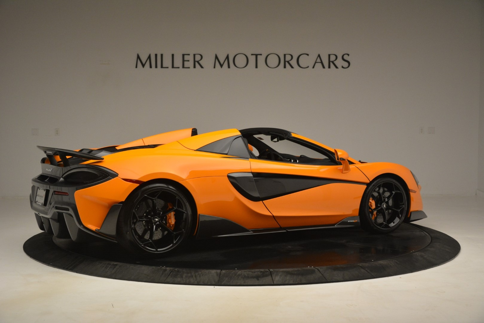 New 2020 McLaren 600LT Spider Convertible For Sale In Westport, CT 3109_p8