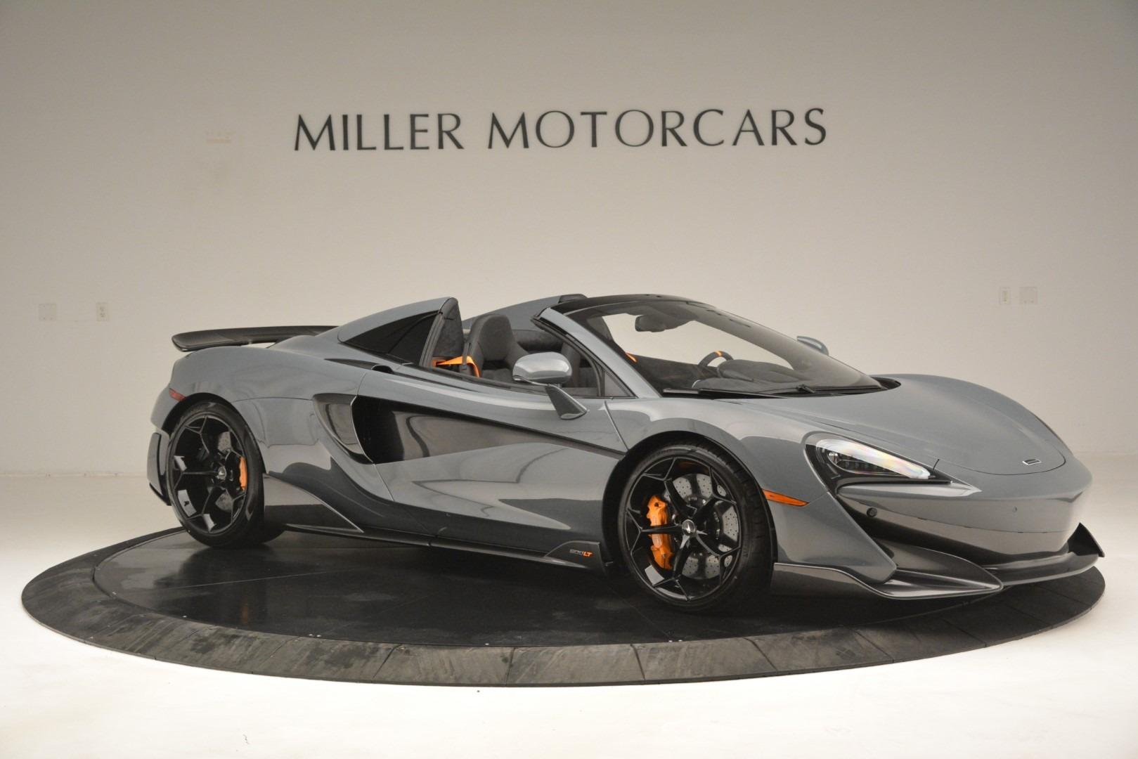 New 2020 McLaren 600LT Spider Convertible For Sale In Westport, CT 3110_p10