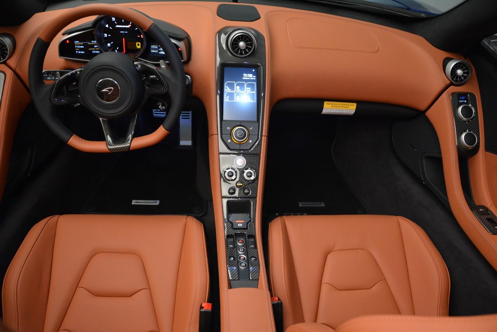 Used 2015 McLaren 650S Spider Convertible For Sale In Westport, CT 3112_p21