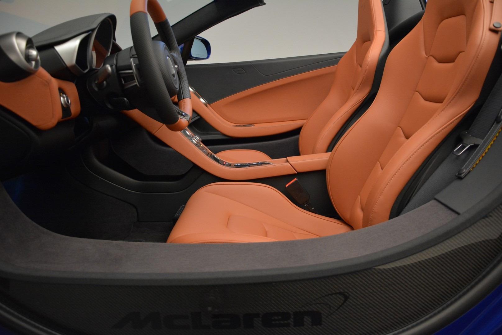 Used 2015 McLaren 650S Spider Convertible For Sale In Westport, CT 3112_p23