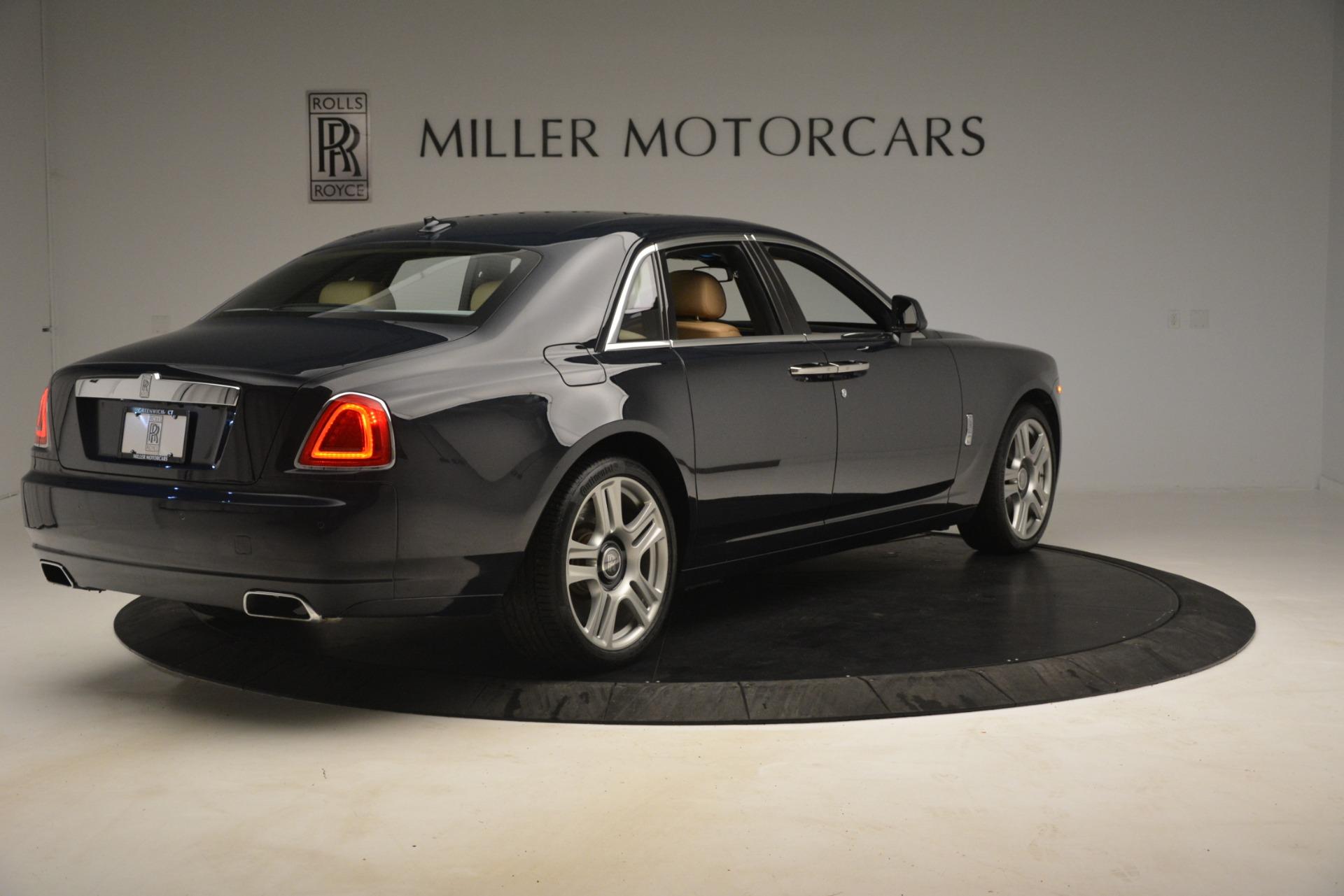 Used 2015 Rolls-Royce Ghost  For Sale In Westport, CT 3113_p11