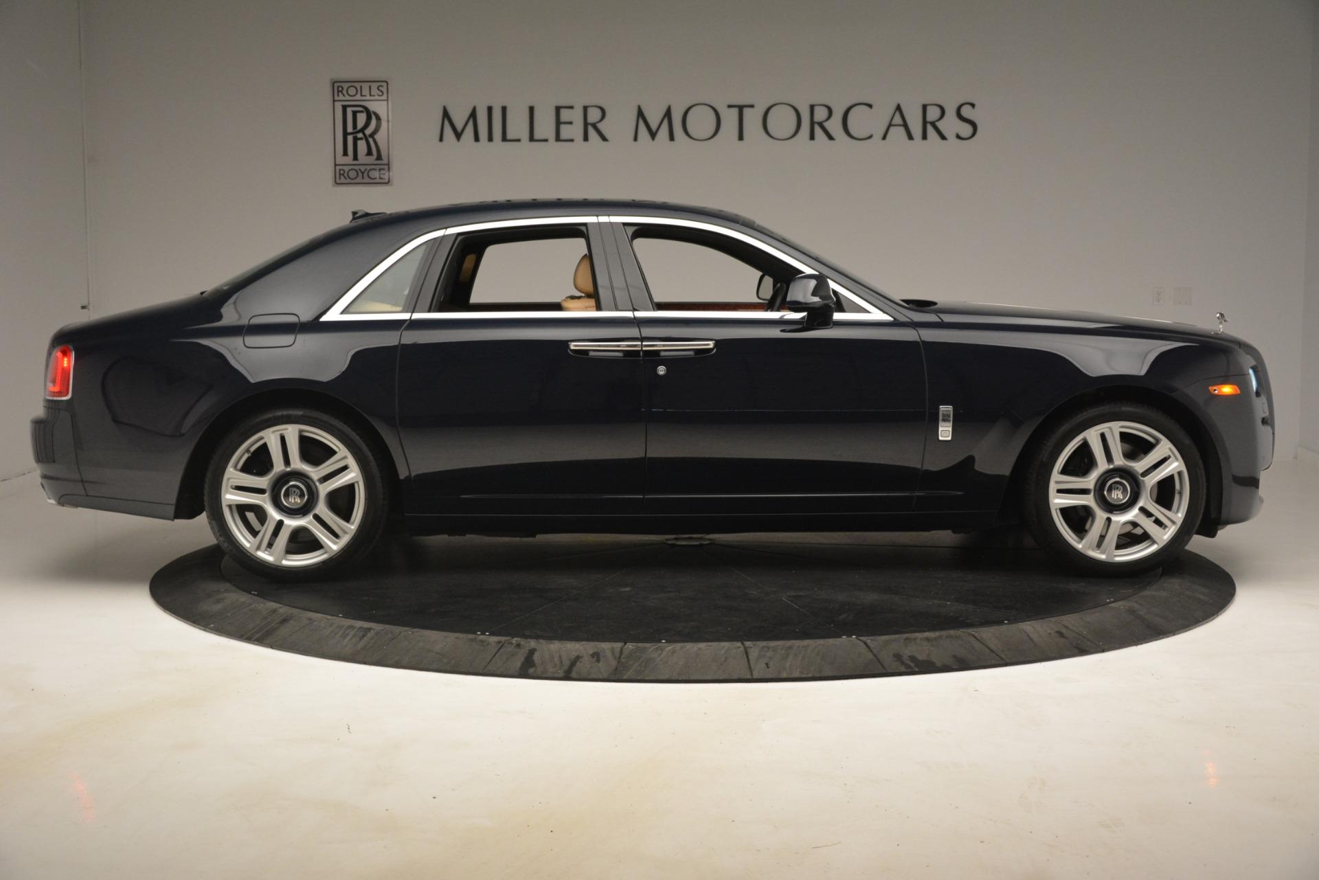 Used 2015 Rolls-Royce Ghost  For Sale In Westport, CT 3113_p12