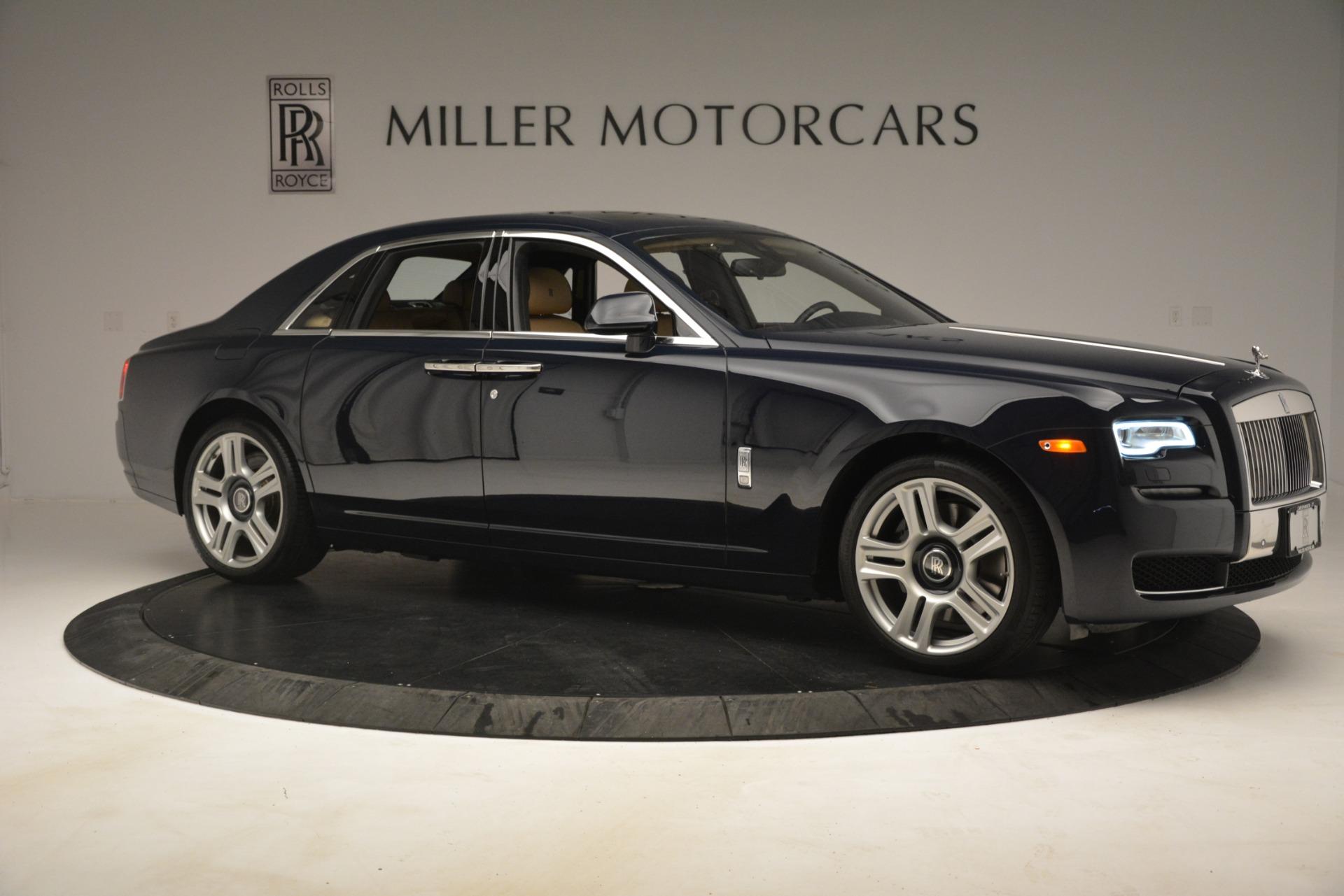 Used 2015 Rolls-Royce Ghost  For Sale In Westport, CT 3113_p13