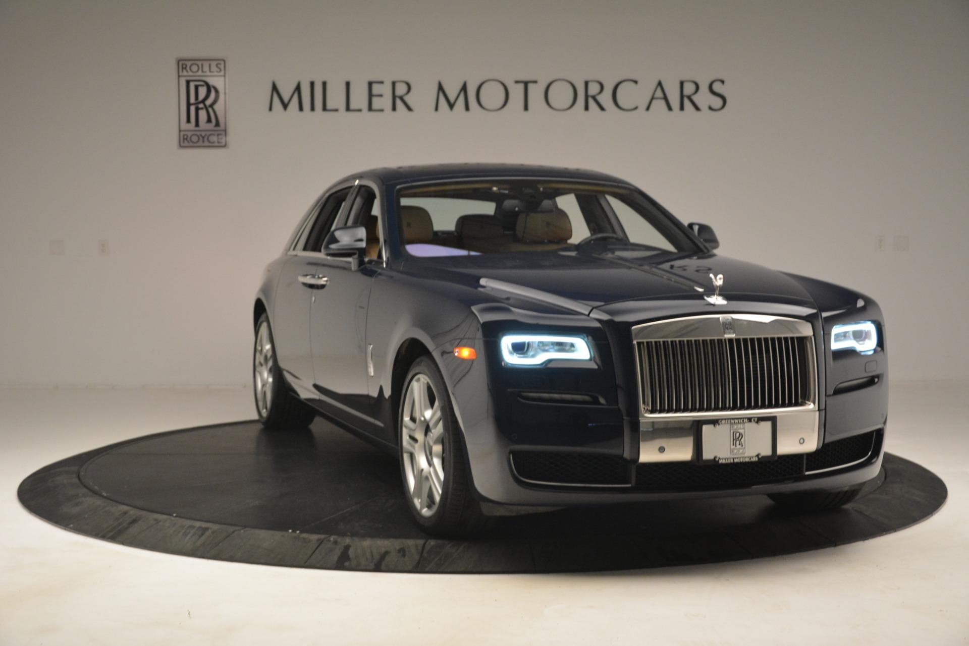 Used 2015 Rolls-Royce Ghost  For Sale In Westport, CT 3113_p15