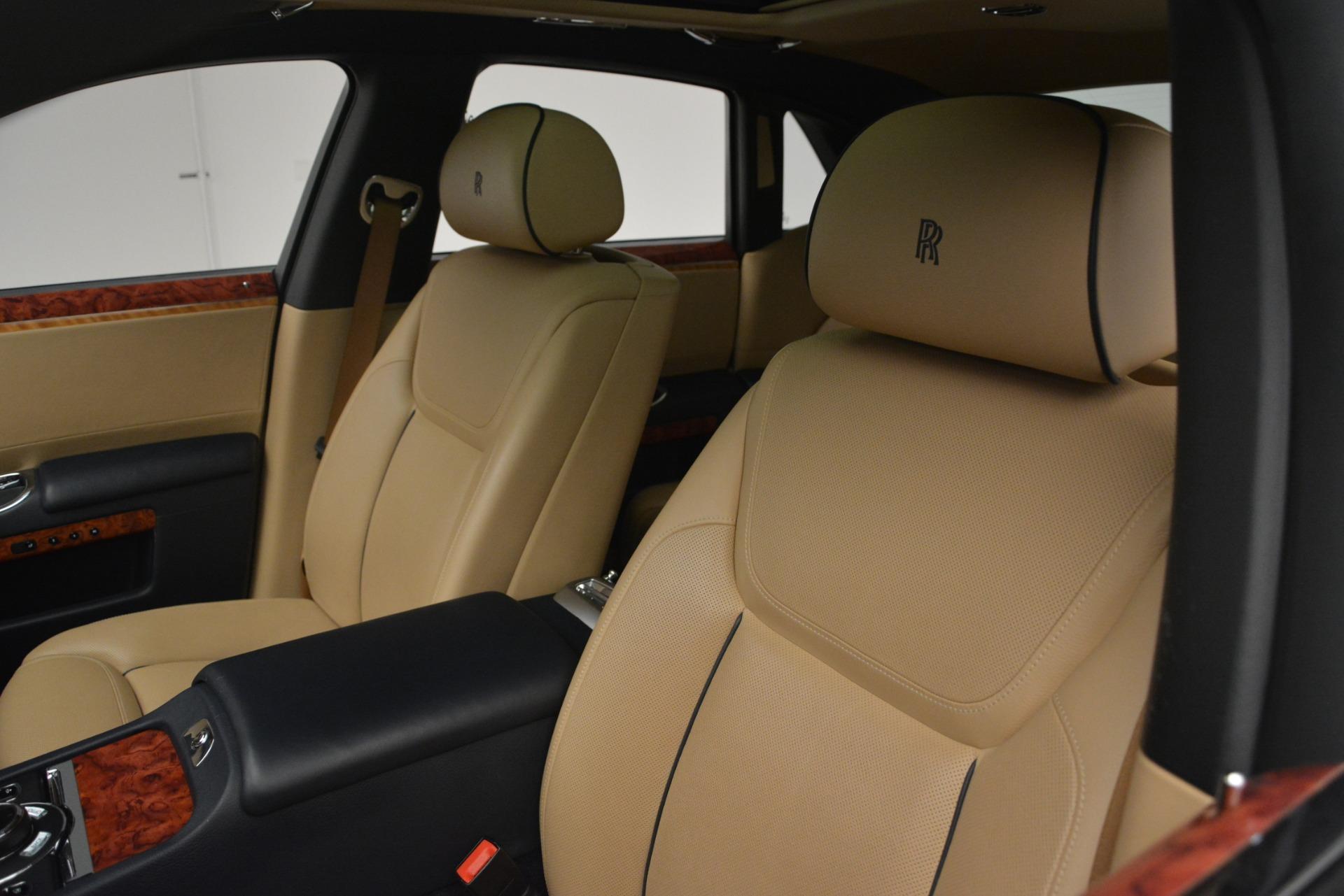 Used 2015 Rolls-Royce Ghost  For Sale In Westport, CT 3113_p16