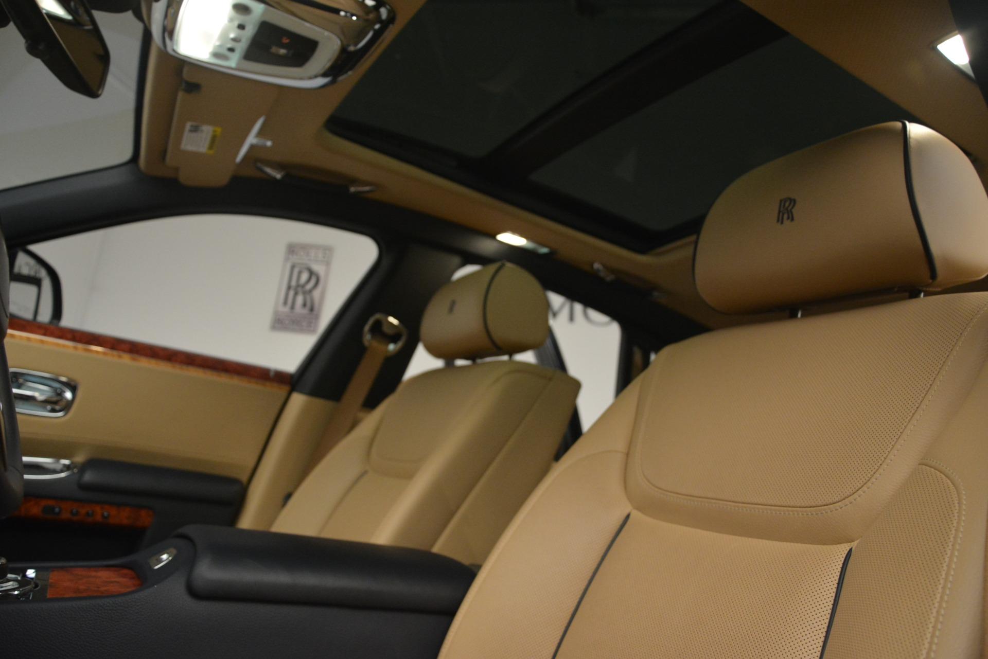 Used 2015 Rolls-Royce Ghost  For Sale In Westport, CT 3113_p27