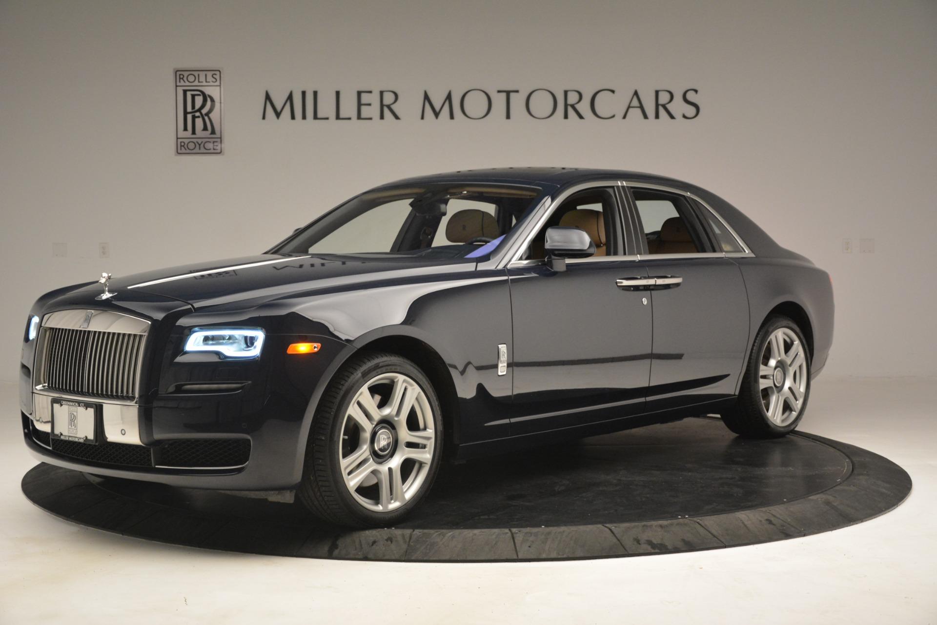 Used 2015 Rolls-Royce Ghost  For Sale In Westport, CT 3113_p4