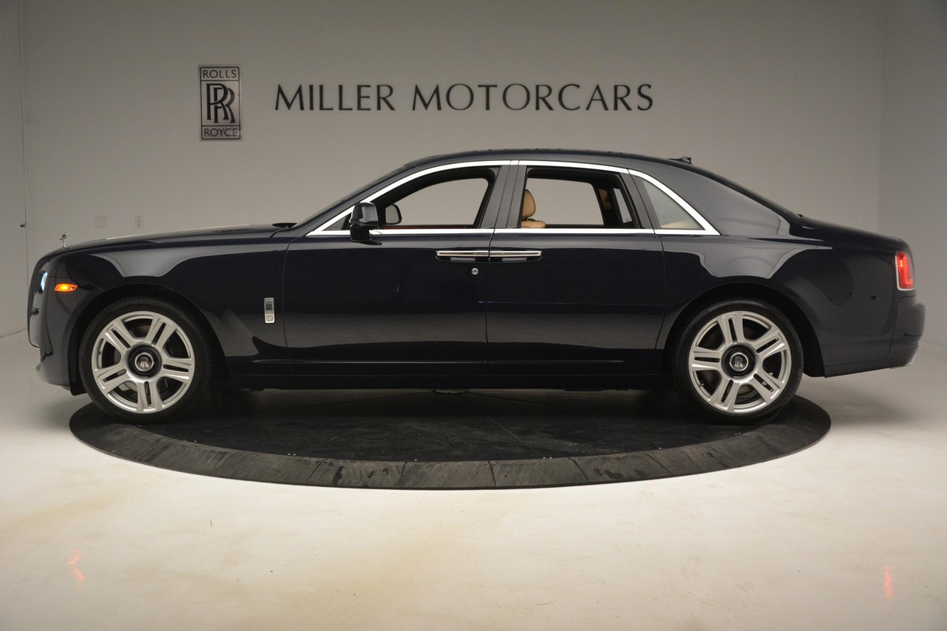 Used 2015 Rolls-Royce Ghost  For Sale In Westport, CT 3113_p5