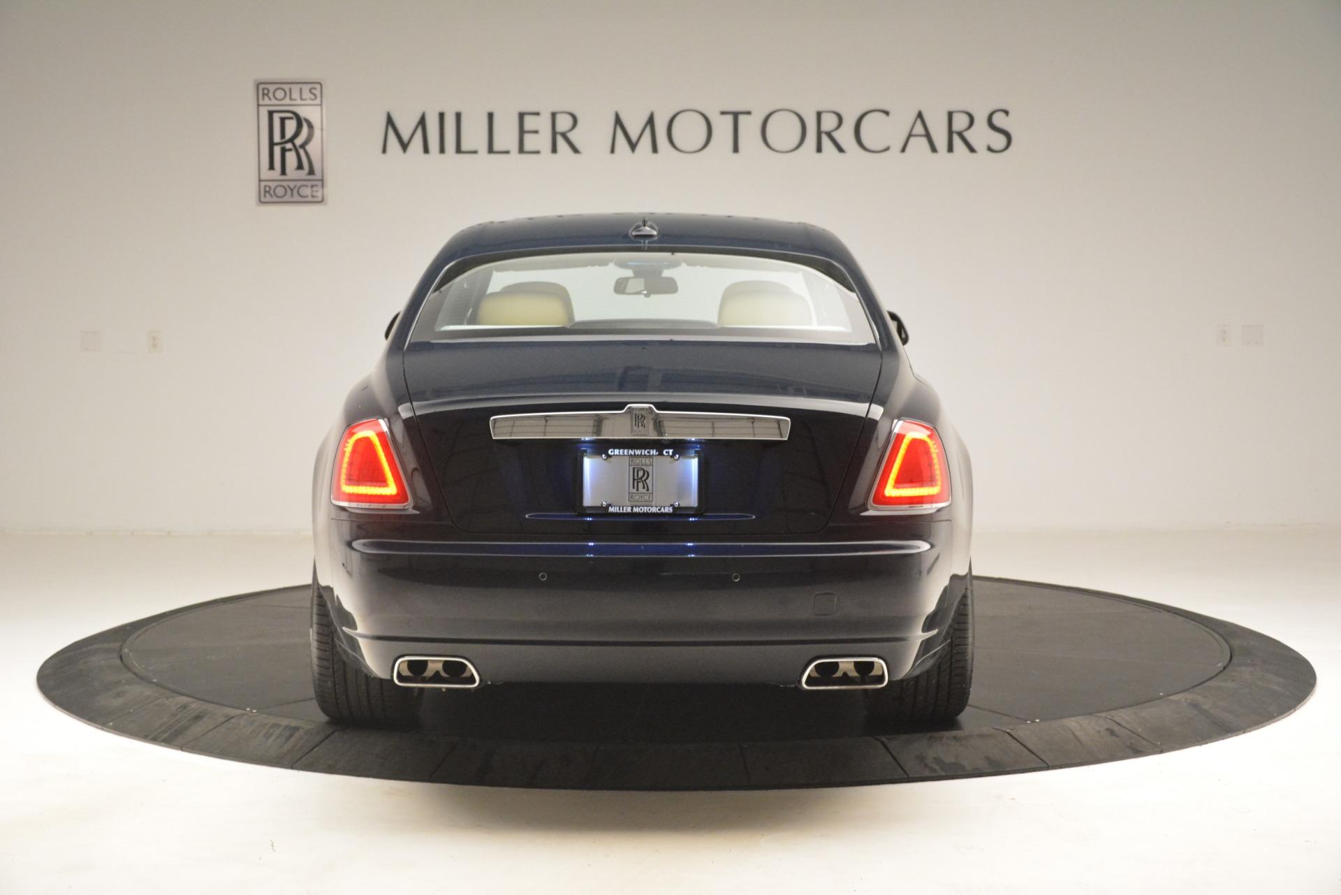 Used 2015 Rolls-Royce Ghost  For Sale In Westport, CT 3113_p9