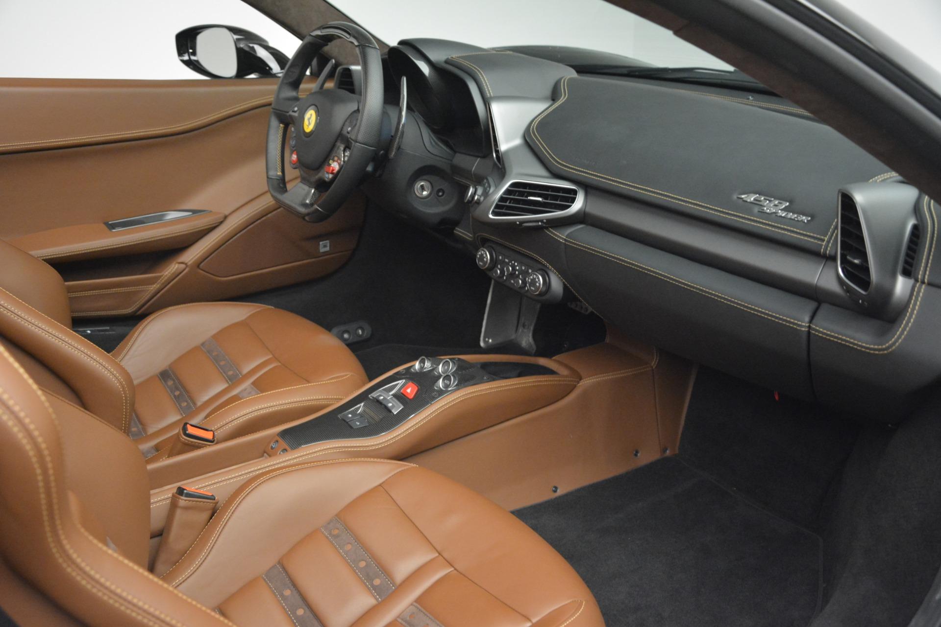 Used 2013 Ferrari 458 Spider  For Sale In Westport, CT 3114_p23