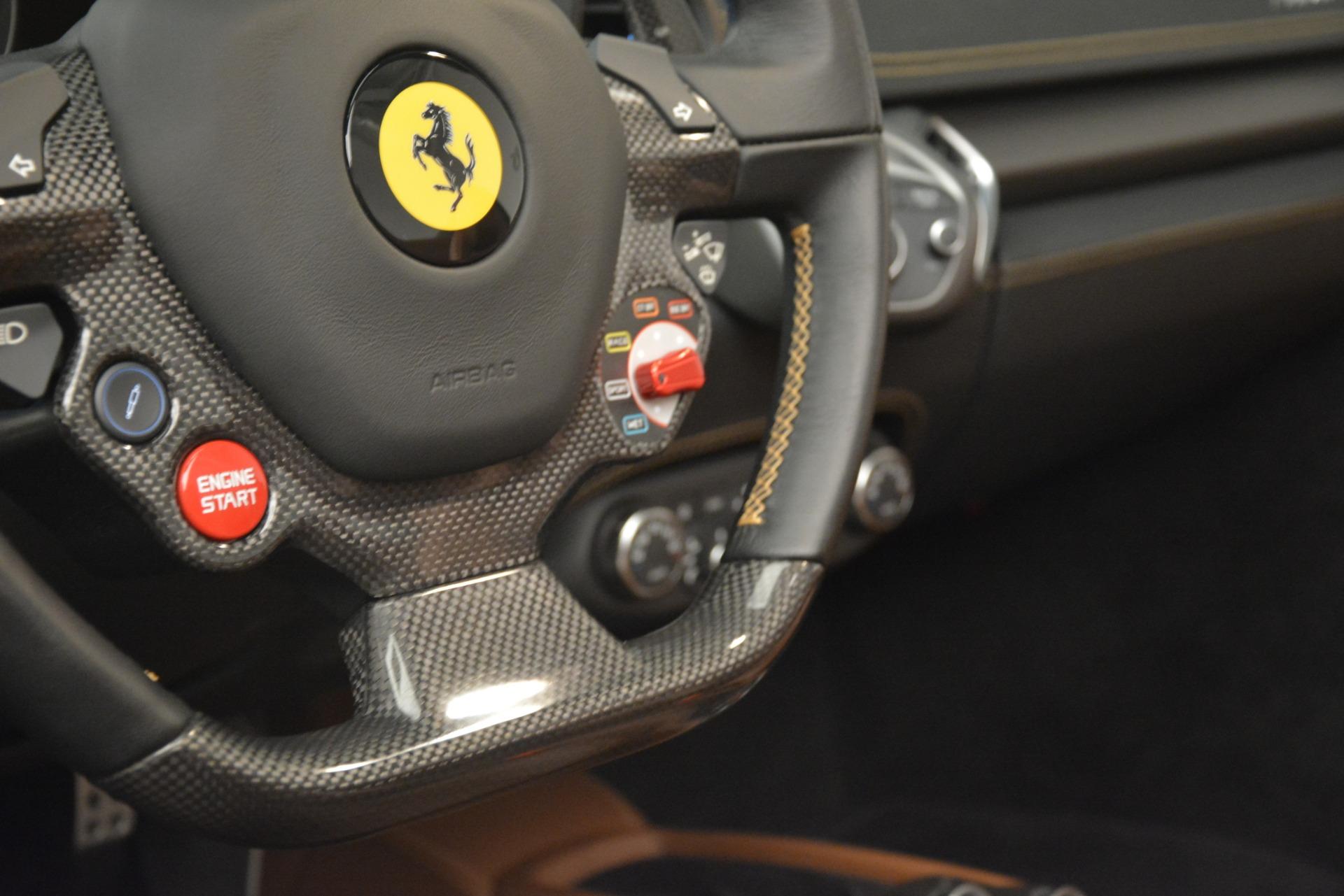 Used 2013 Ferrari 458 Spider  For Sale In Westport, CT 3114_p27