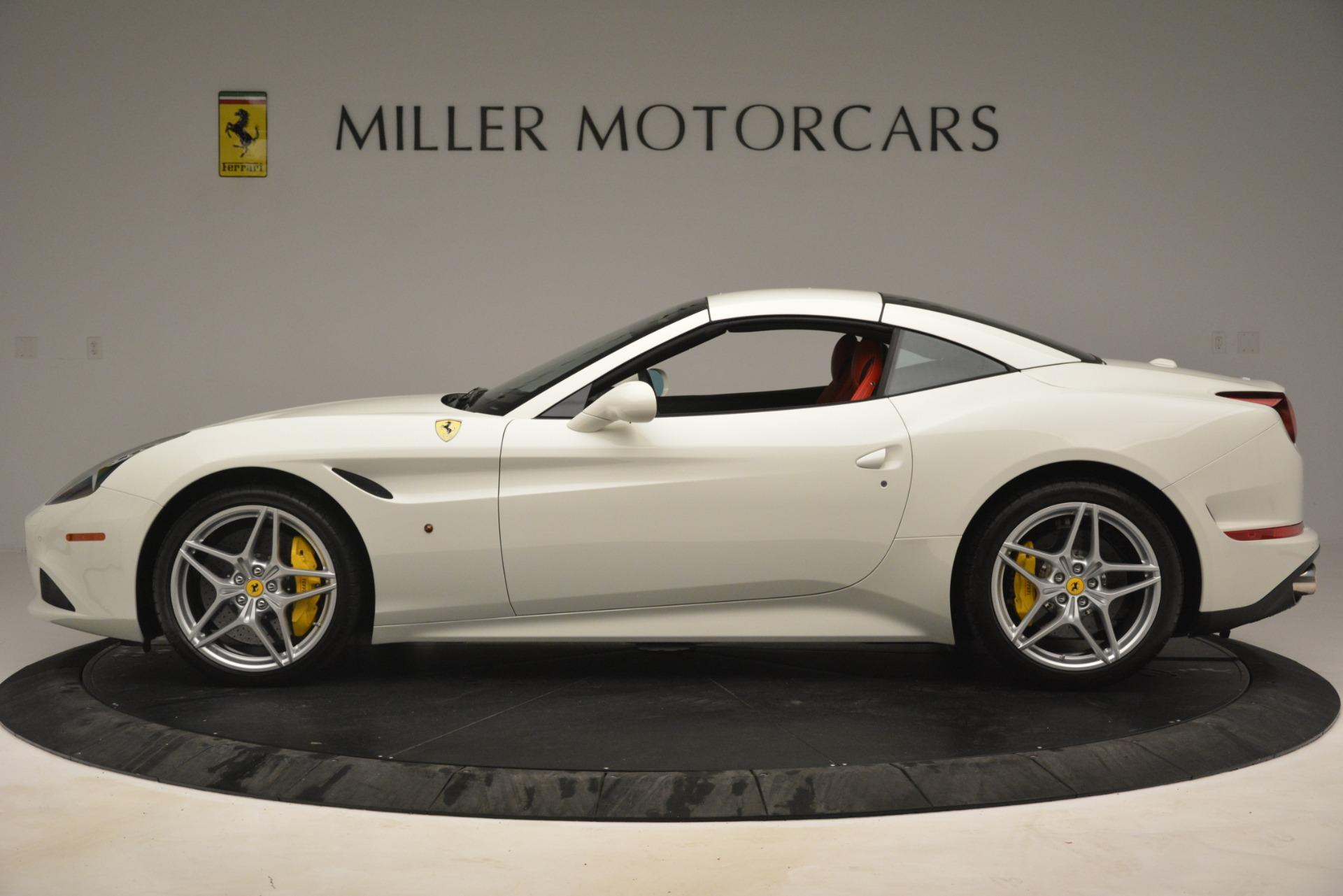 Used 2016 Ferrari California T  For Sale In Westport, CT 3115_p14