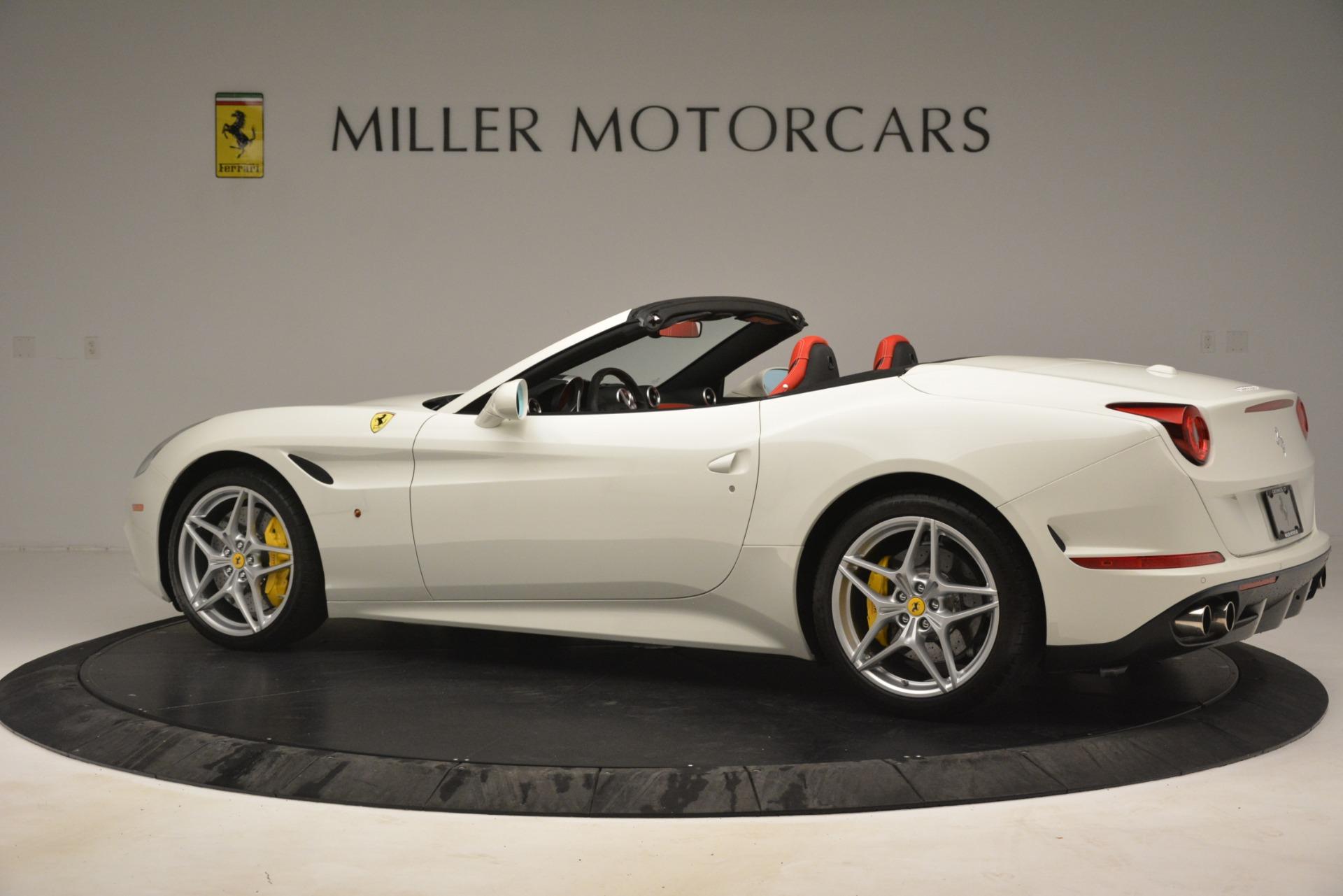 Used 2016 Ferrari California T  For Sale In Westport, CT 3115_p4