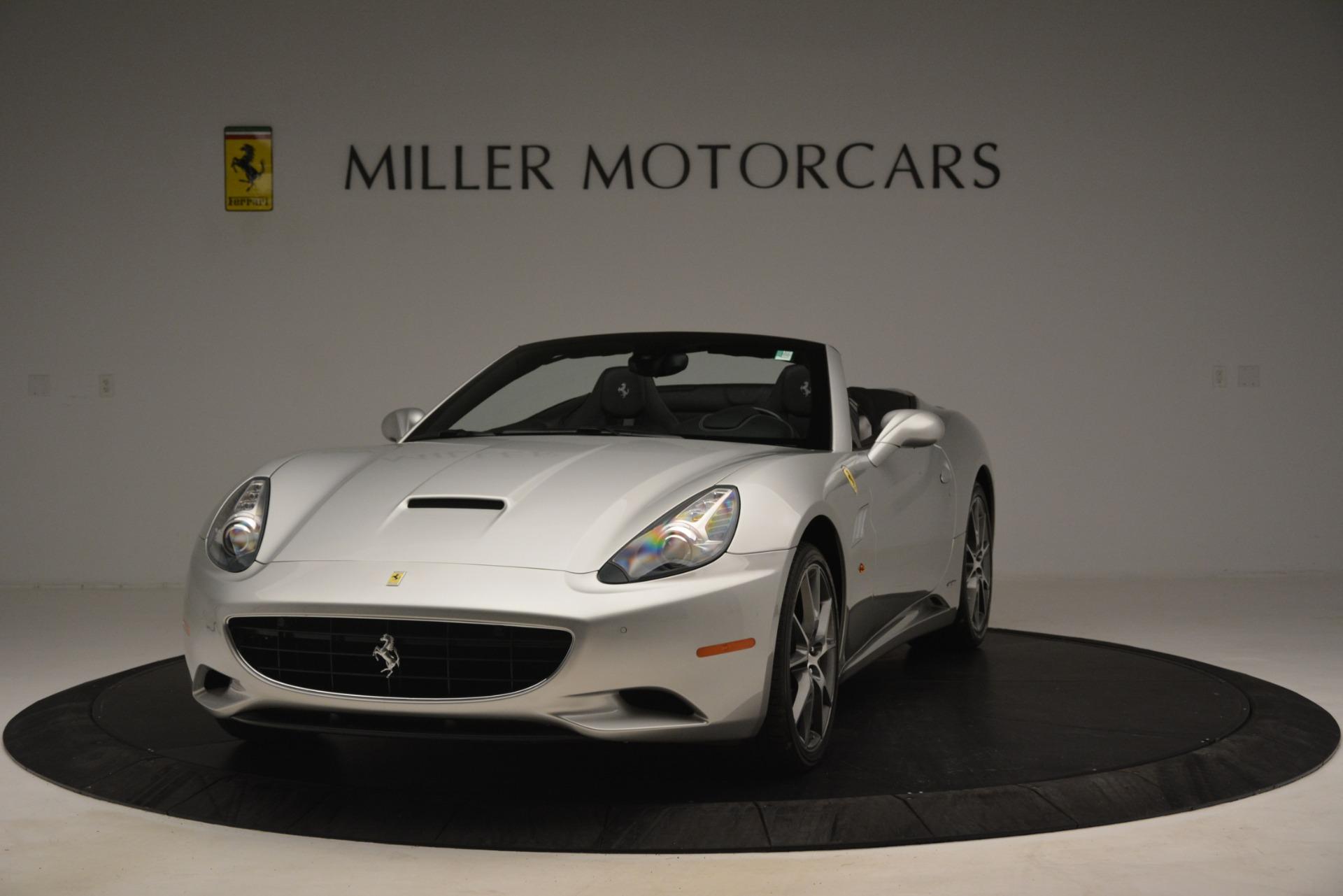 Used 2012 Ferrari California  For Sale In Westport, CT 3117_main