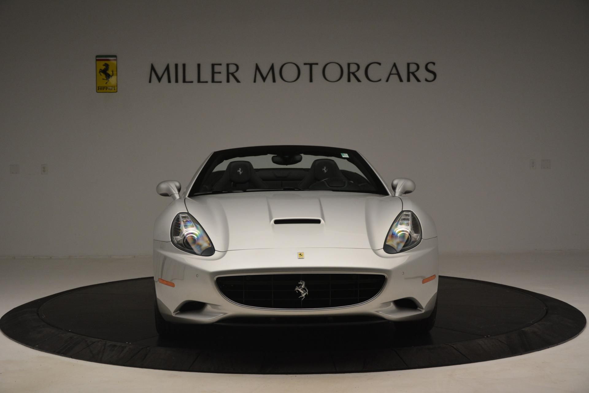 Used 2012 Ferrari California  For Sale In Westport, CT 3117_p12