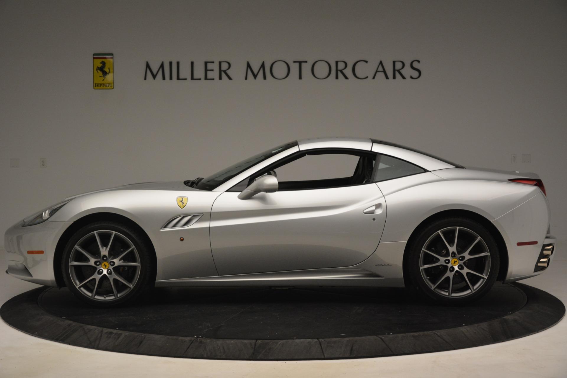 Used 2012 Ferrari California  For Sale In Westport, CT 3117_p14