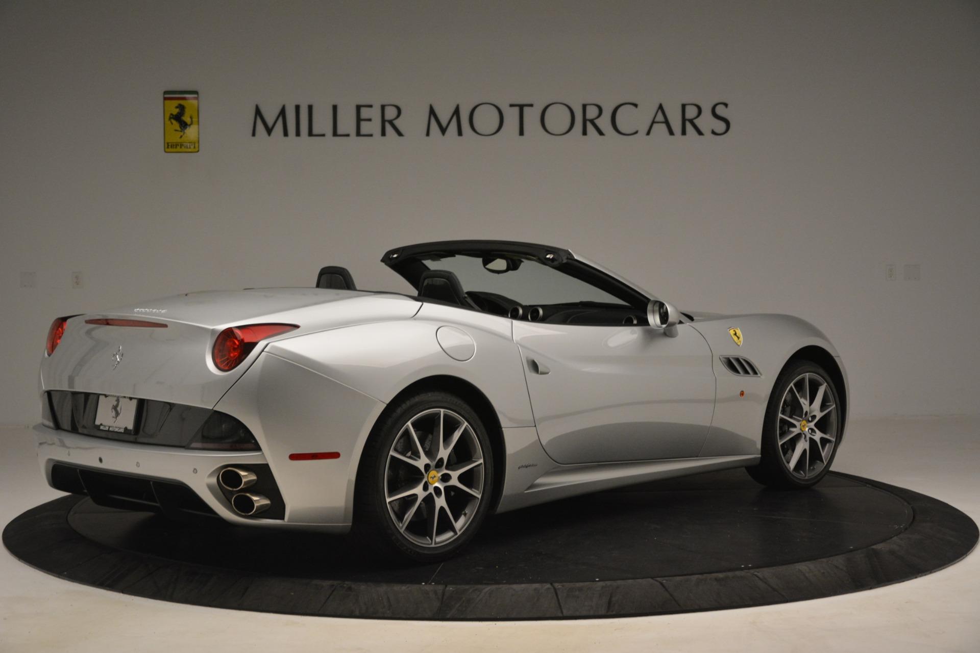 Used 2012 Ferrari California  For Sale In Westport, CT 3117_p8