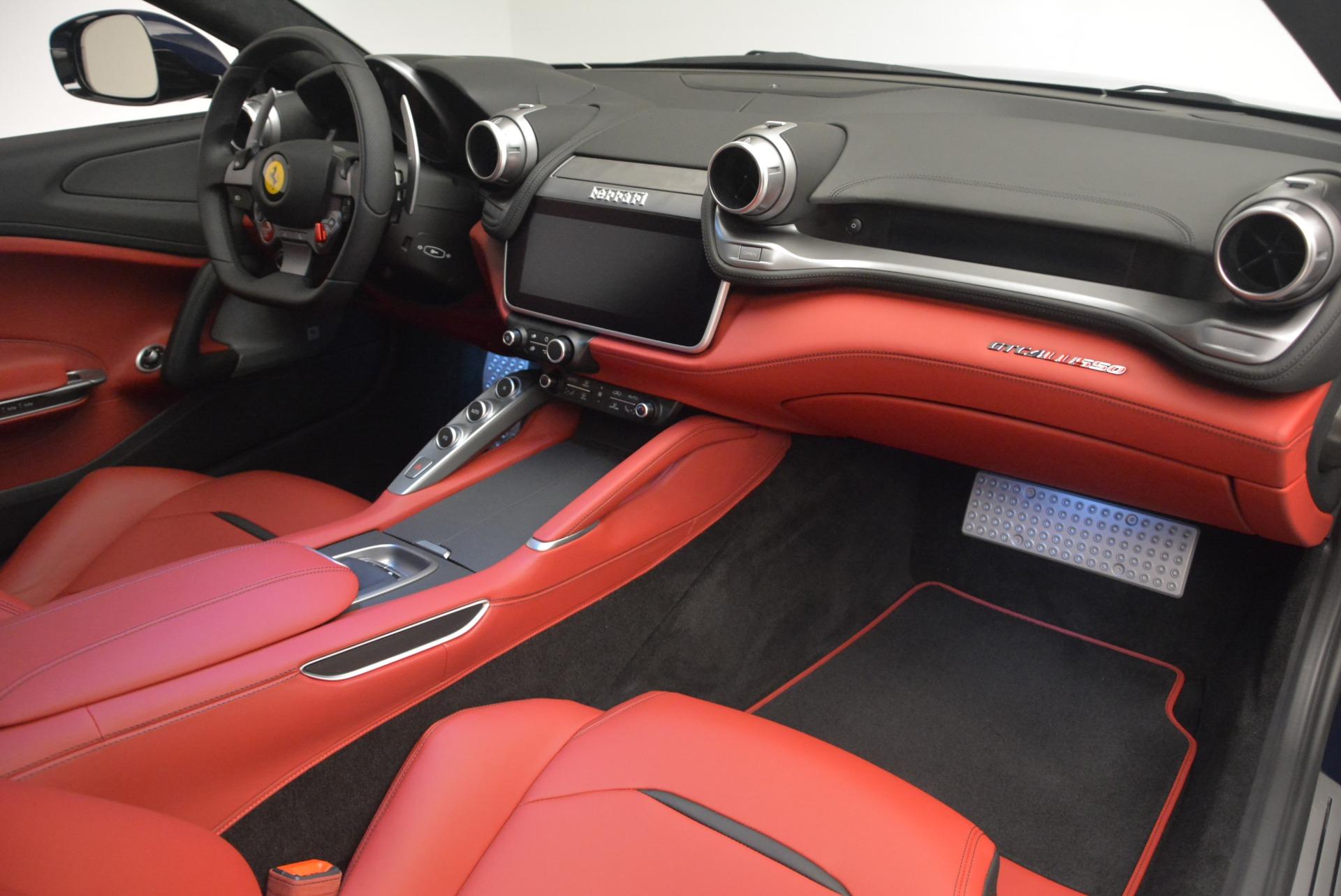 Used 2019 Ferrari GTC4Lusso  For Sale In Westport, CT 3118_p18