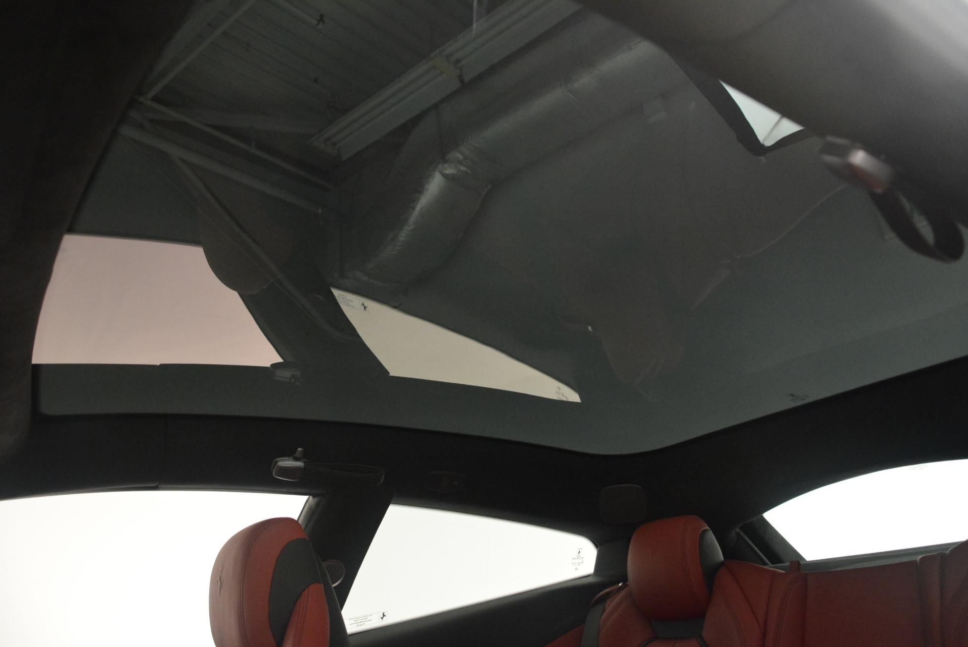 Used 2019 Ferrari GTC4Lusso  For Sale In Westport, CT 3118_p22