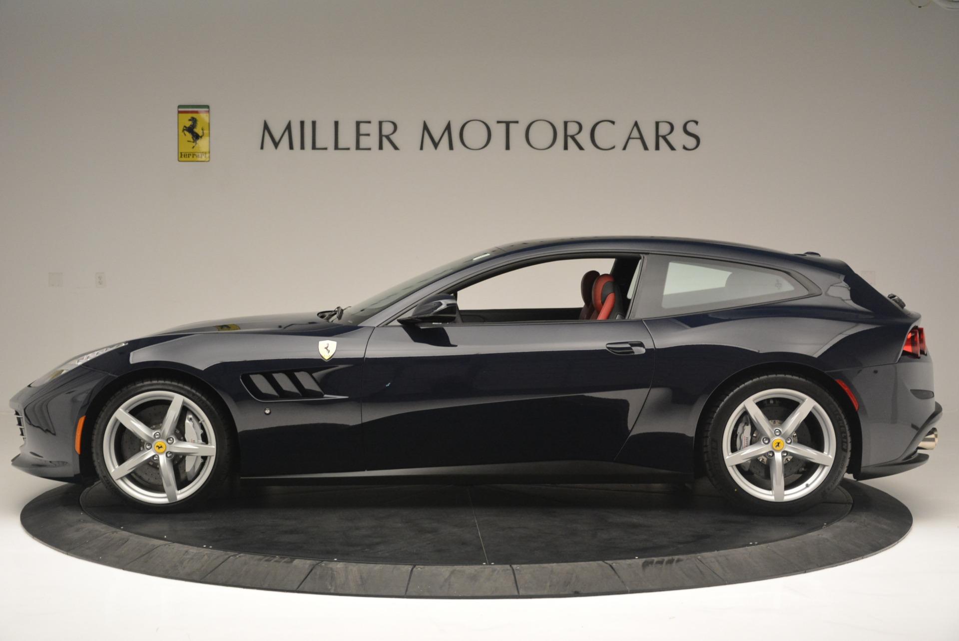Used 2019 Ferrari GTC4Lusso  For Sale In Westport, CT 3118_p3