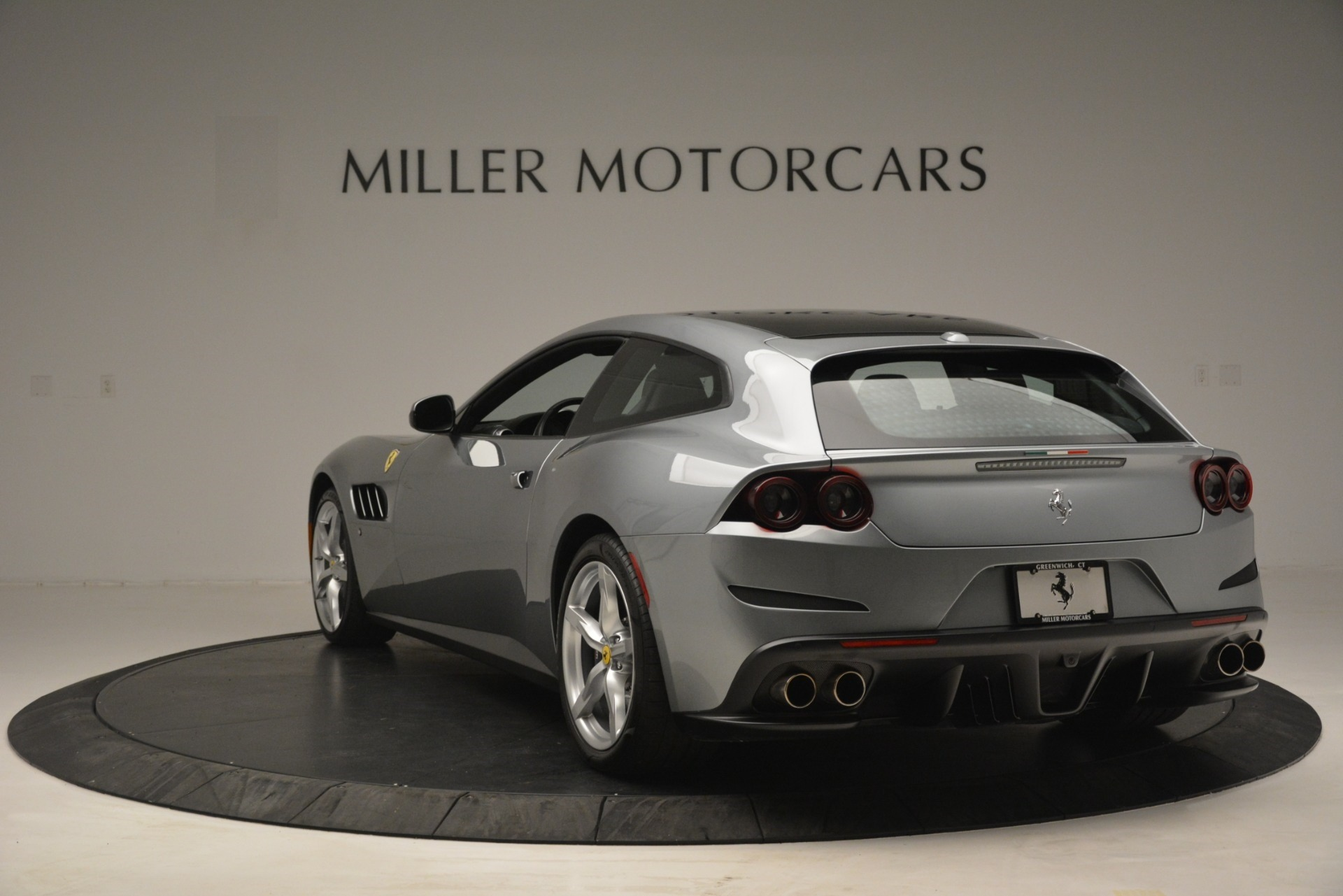 Used 2017 Ferrari GTC4Lusso  For Sale In Westport, CT 3119_p5
