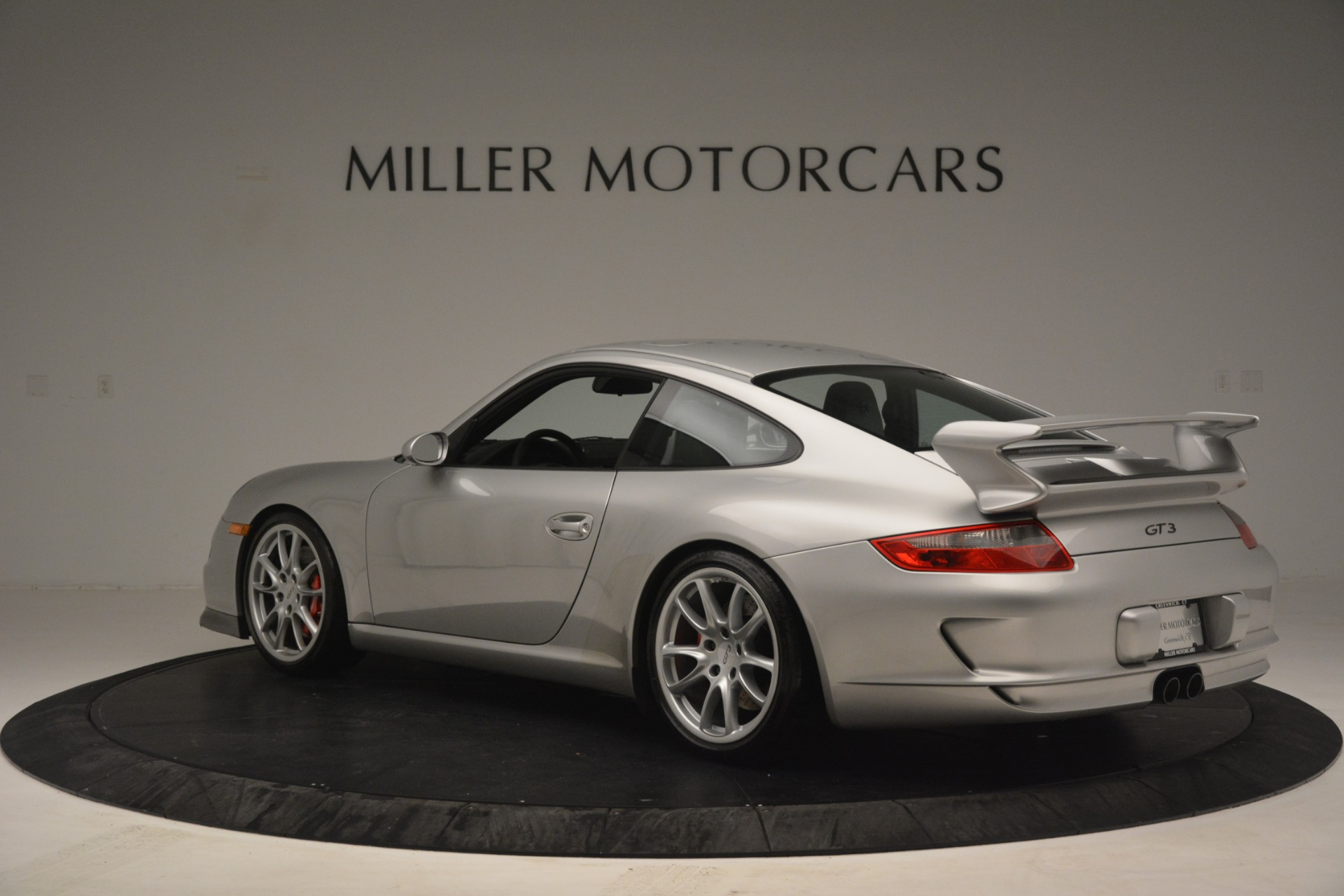 Used 2007 Porsche 911 GT3 For Sale In Westport, CT 3120_p5