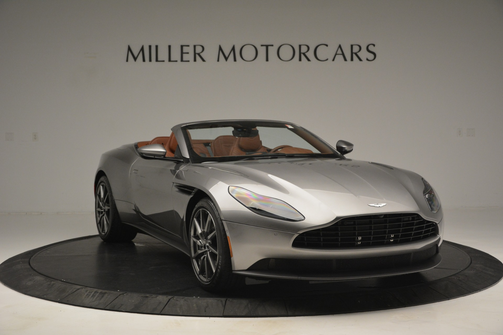 New 2019 Aston Martin DB11 V8 Convertible For Sale In Westport, CT 3121_p11