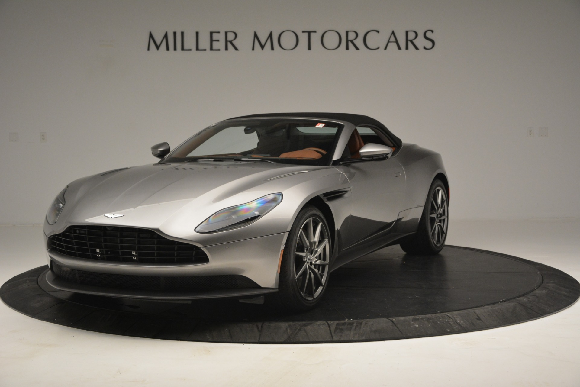 New 2019 Aston Martin DB11 V8 Convertible For Sale In Westport, CT 3121_p12